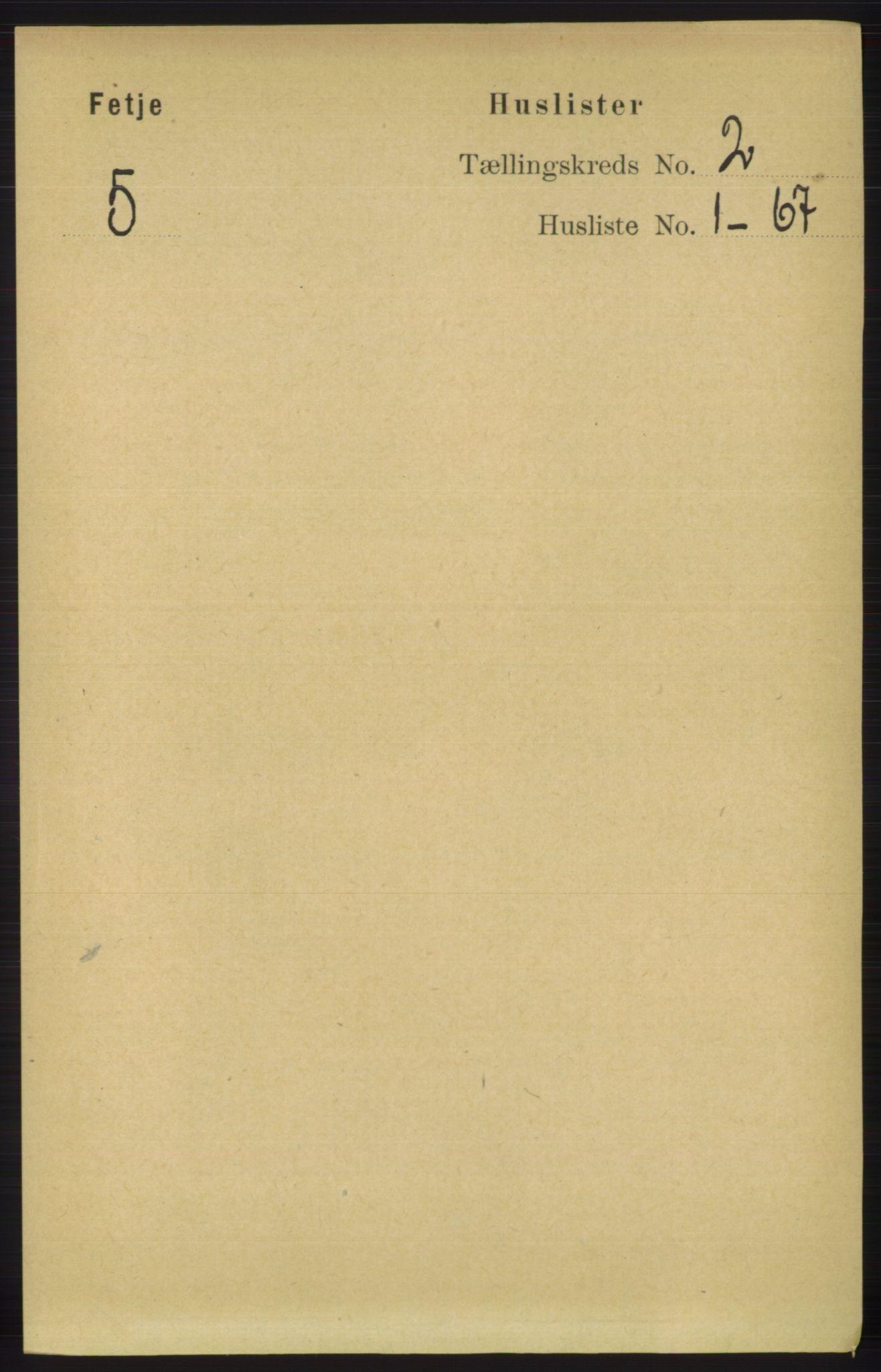 RA, Folketelling 1891 for 1222 Fitjar herred, 1891, s. 578