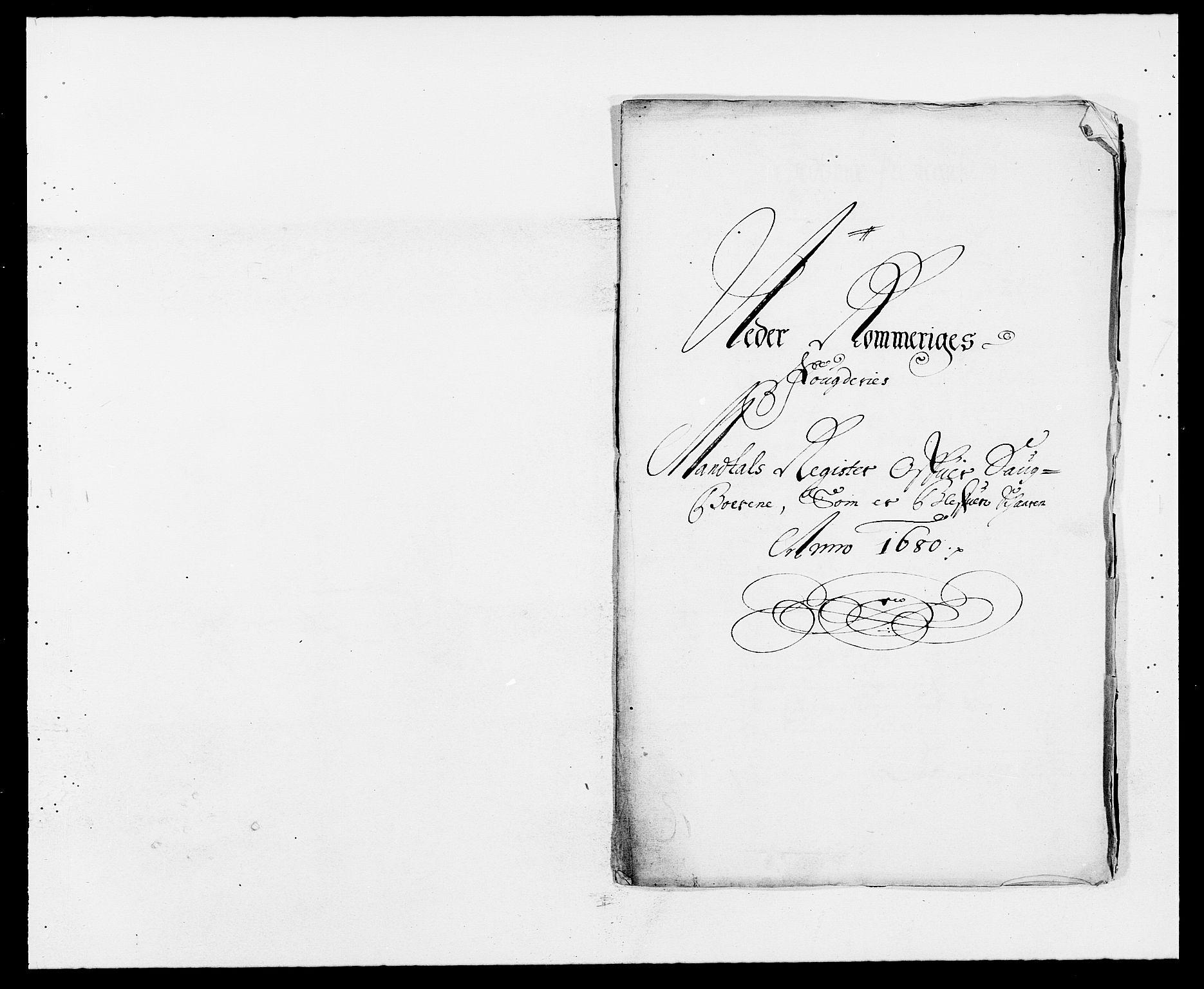 RA, Rentekammeret inntil 1814, Reviderte regnskaper, Fogderegnskap, R11/L0569: Fogderegnskap Nedre Romerike, 1680-1681, s. 201