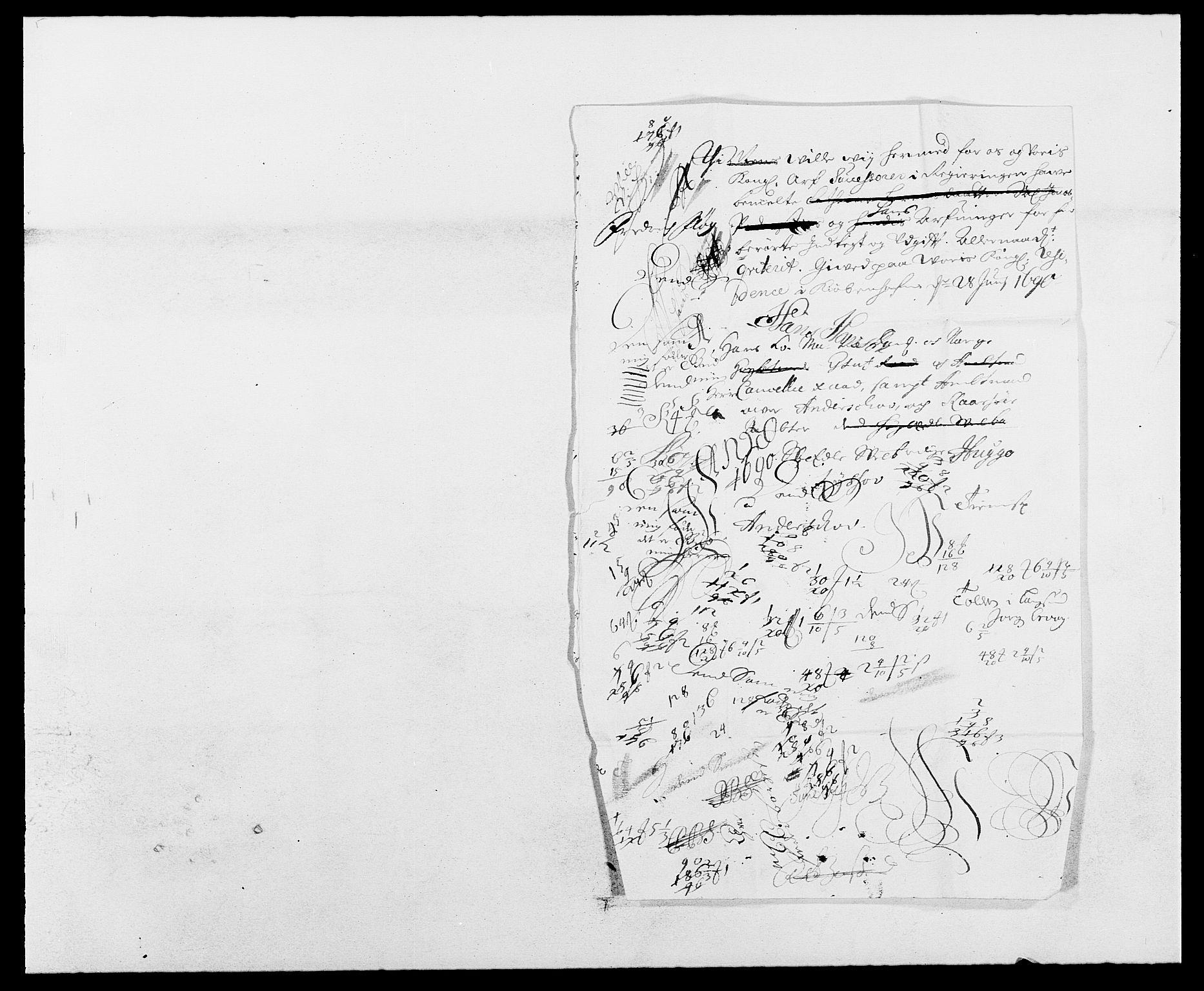 RA, Rentekammeret inntil 1814, Reviderte regnskaper, Fogderegnskap, R13/L0822: Fogderegnskap Solør, Odal og Østerdal, 1685, s. 209