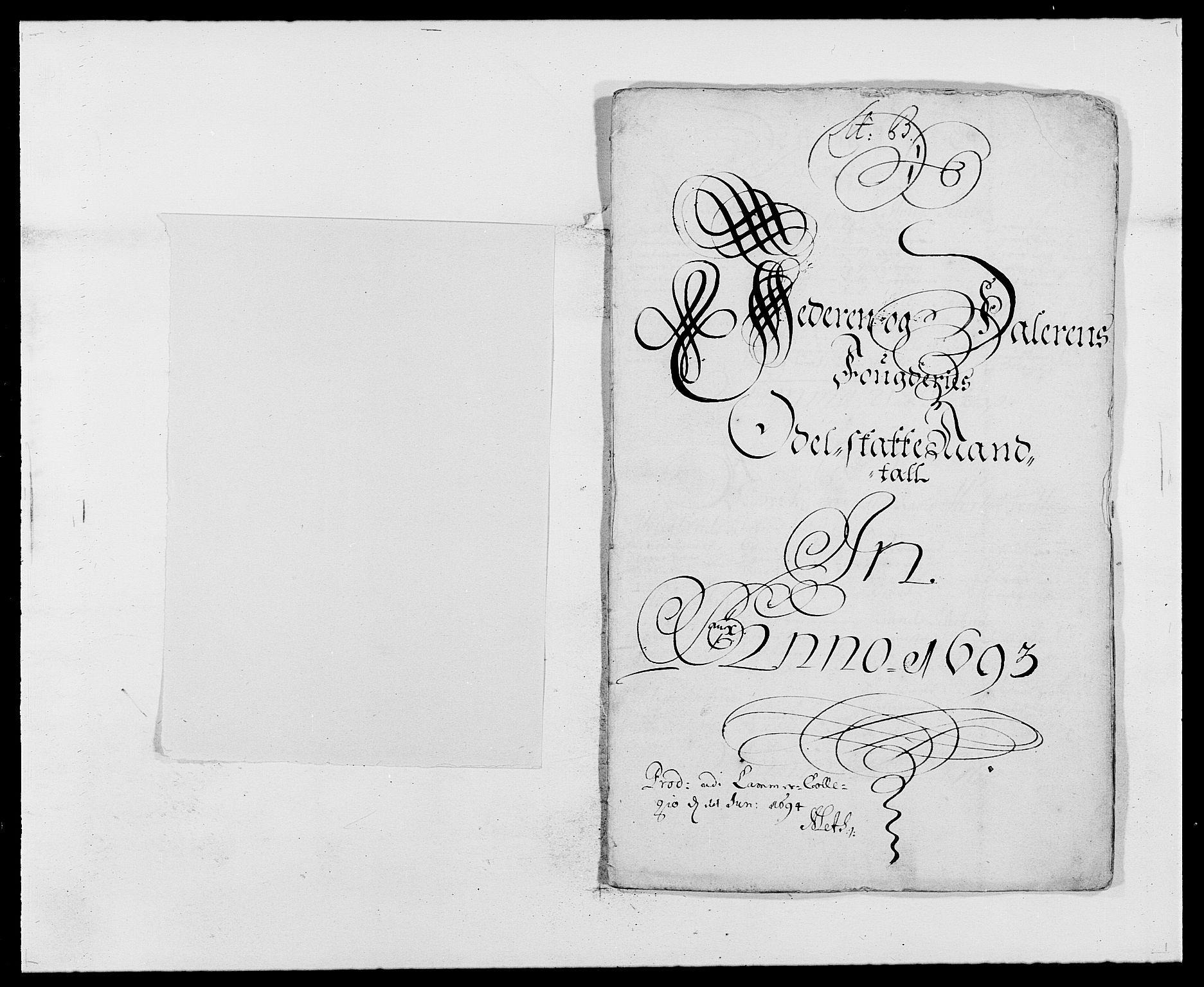 RA, Rentekammeret inntil 1814, Reviderte regnskaper, Fogderegnskap, R46/L2727: Fogderegnskap Jæren og Dalane, 1690-1693, s. 243