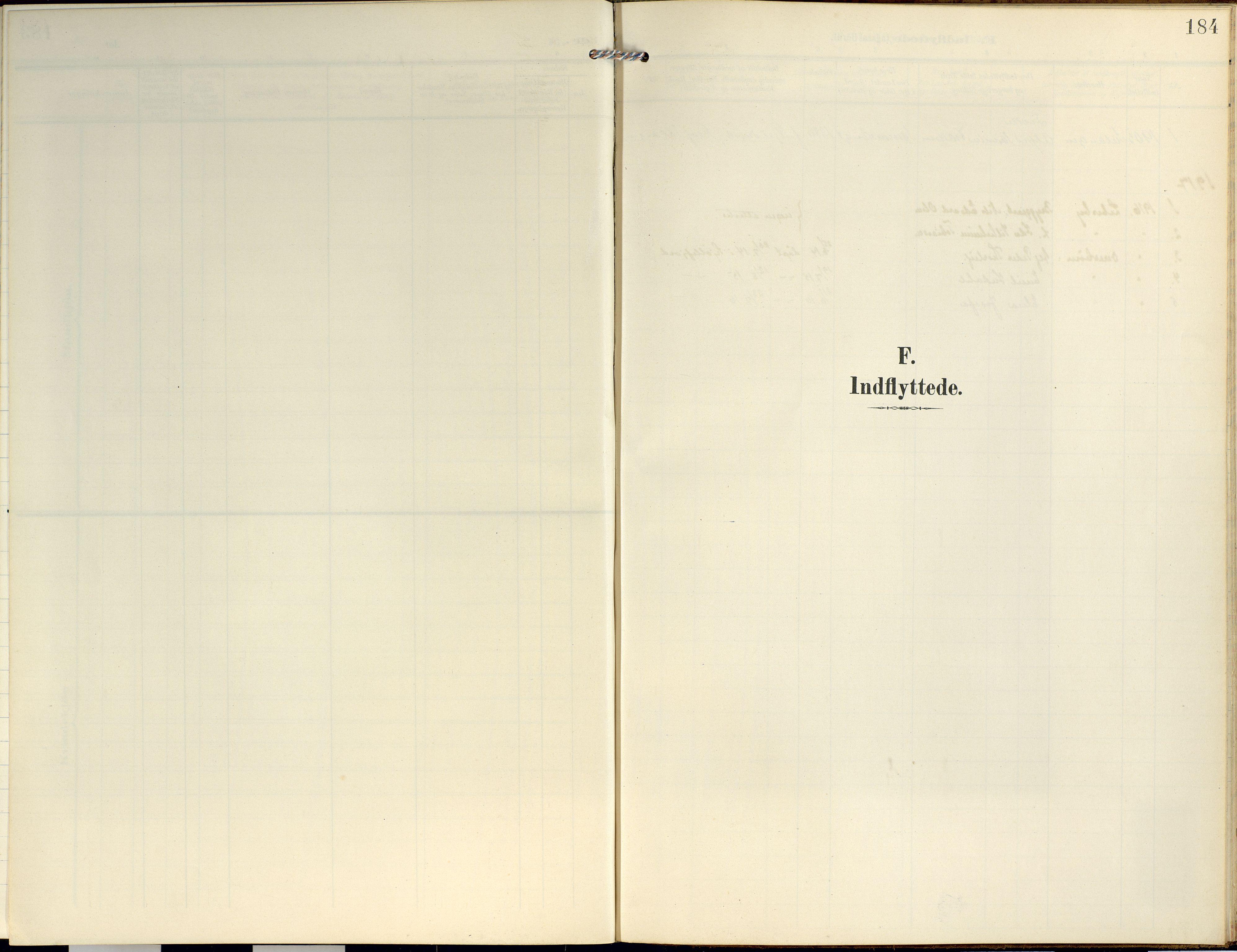 SATØ, Lyngen sokneprestembete, Ministerialbok nr. 14, 1905-1920, s. 184