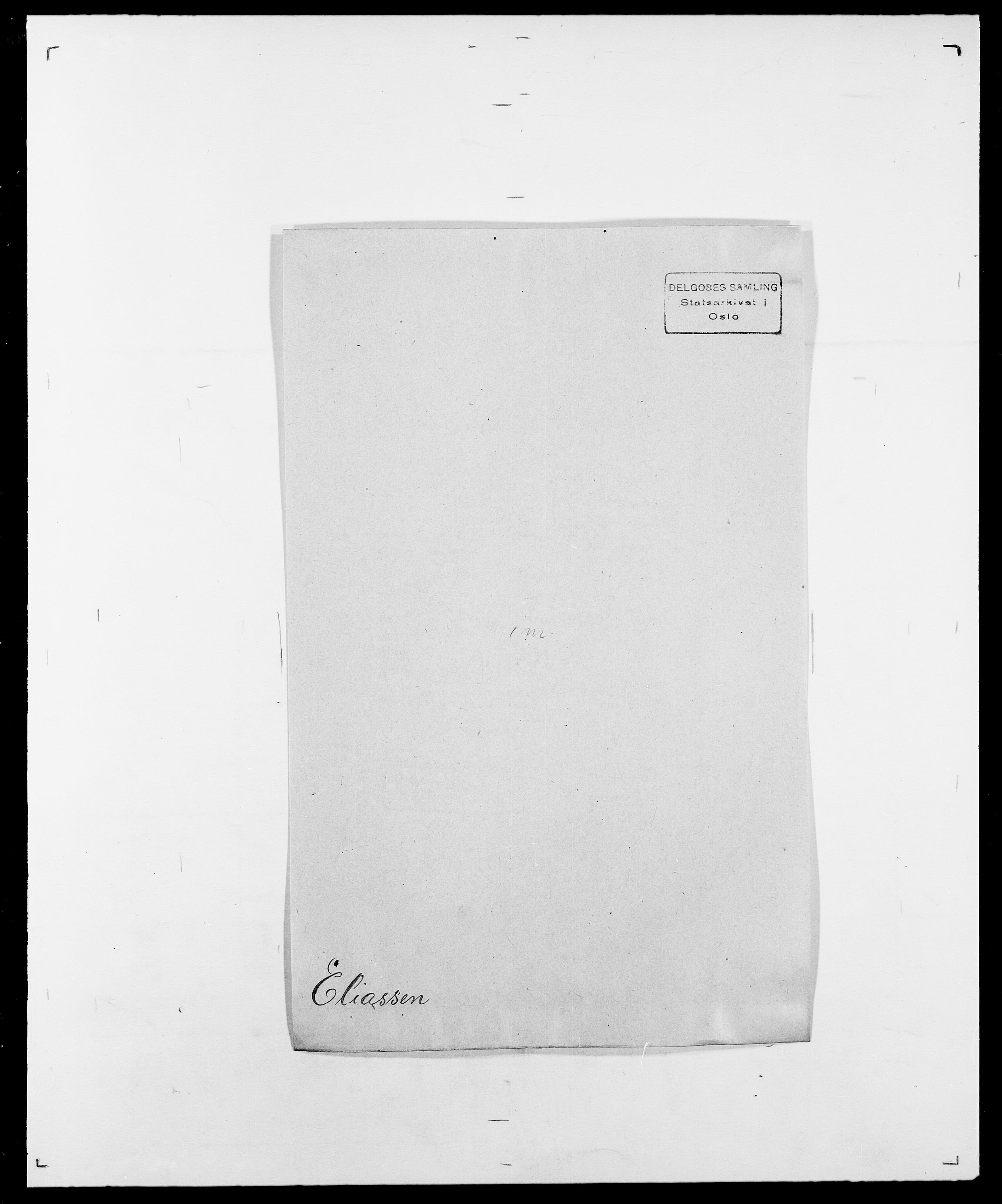 SAO, Delgobe, Charles Antoine - samling, D/Da/L0010: Dürendahl - Fagelund, s. 385