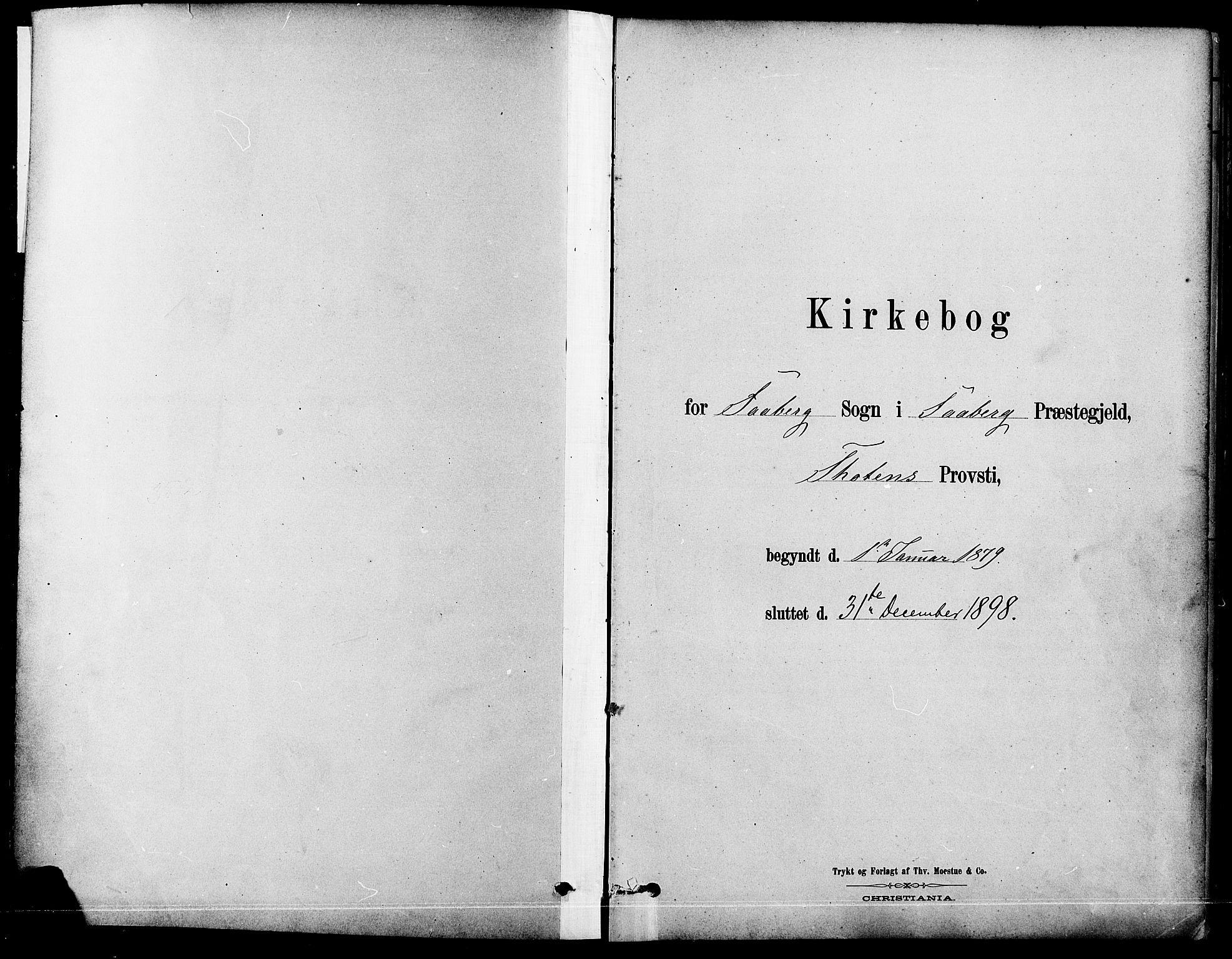 SAH, Fåberg prestekontor, Ministerialbok nr. 8, 1879-1898