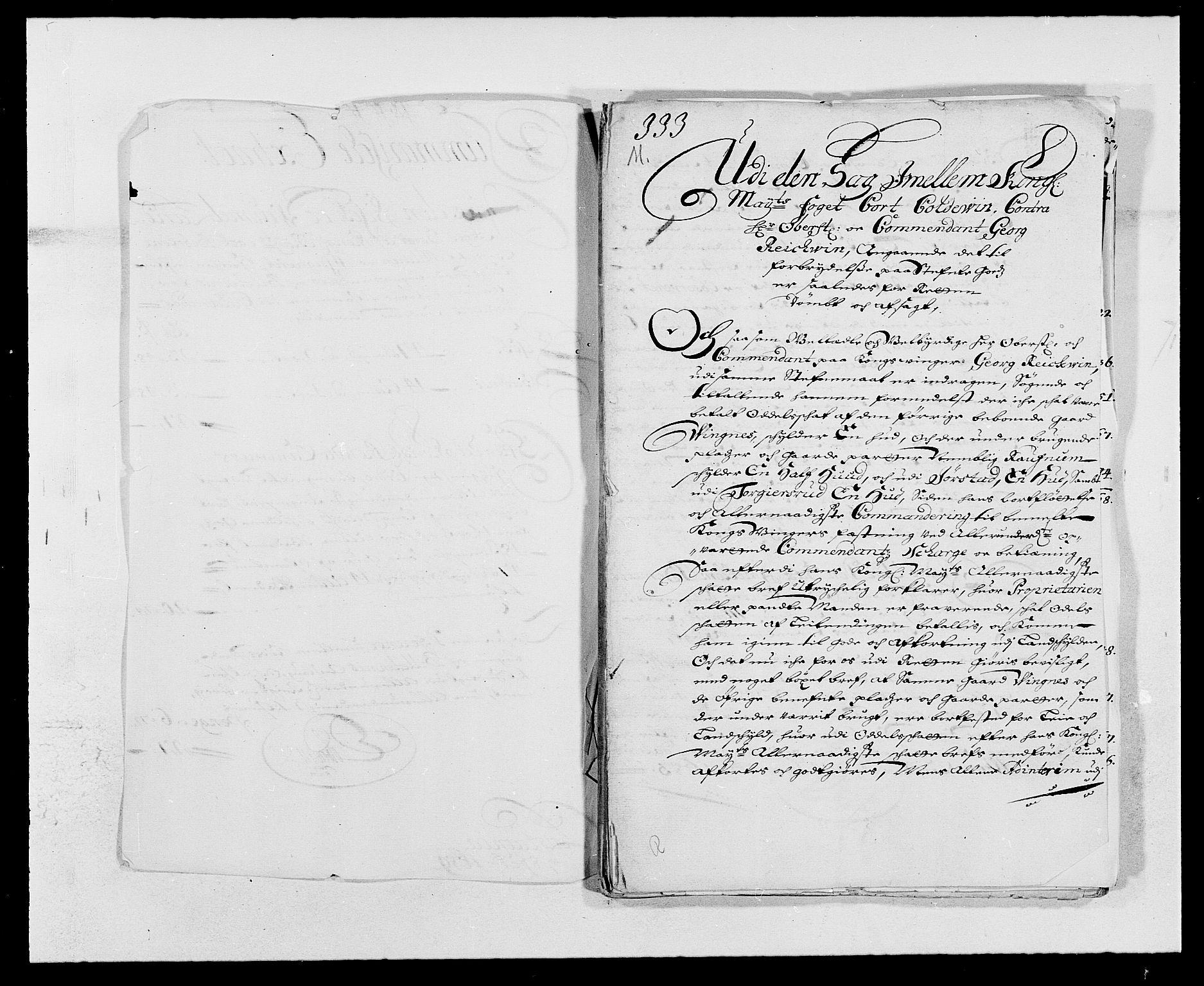RA, Rentekammeret inntil 1814, Reviderte regnskaper, Fogderegnskap, R17/L1164: Fogderegnskap Gudbrandsdal, 1682-1689, s. 31