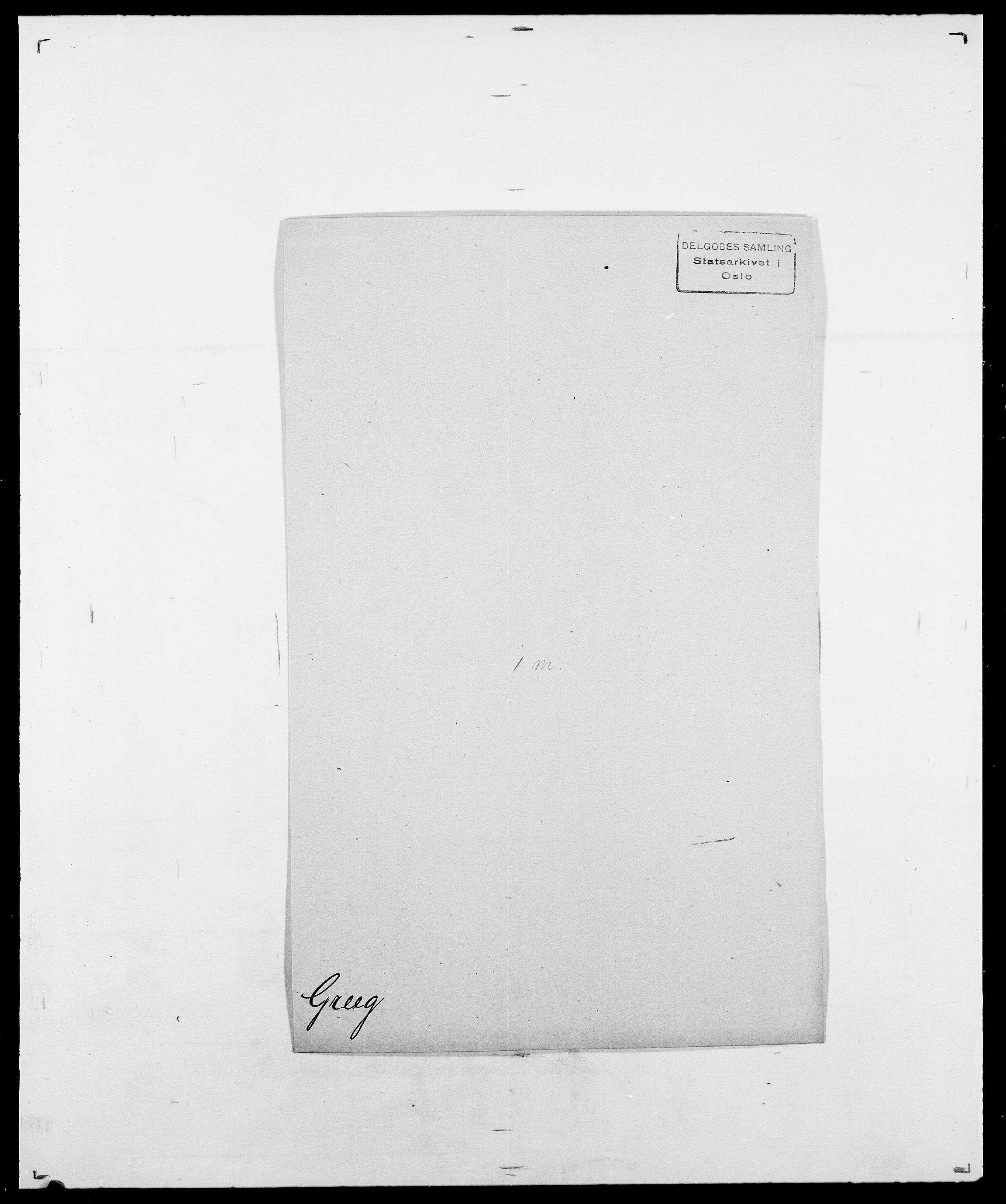 SAO, Delgobe, Charles Antoine - samling, D/Da/L0014: Giebdhausen - Grip, s. 567