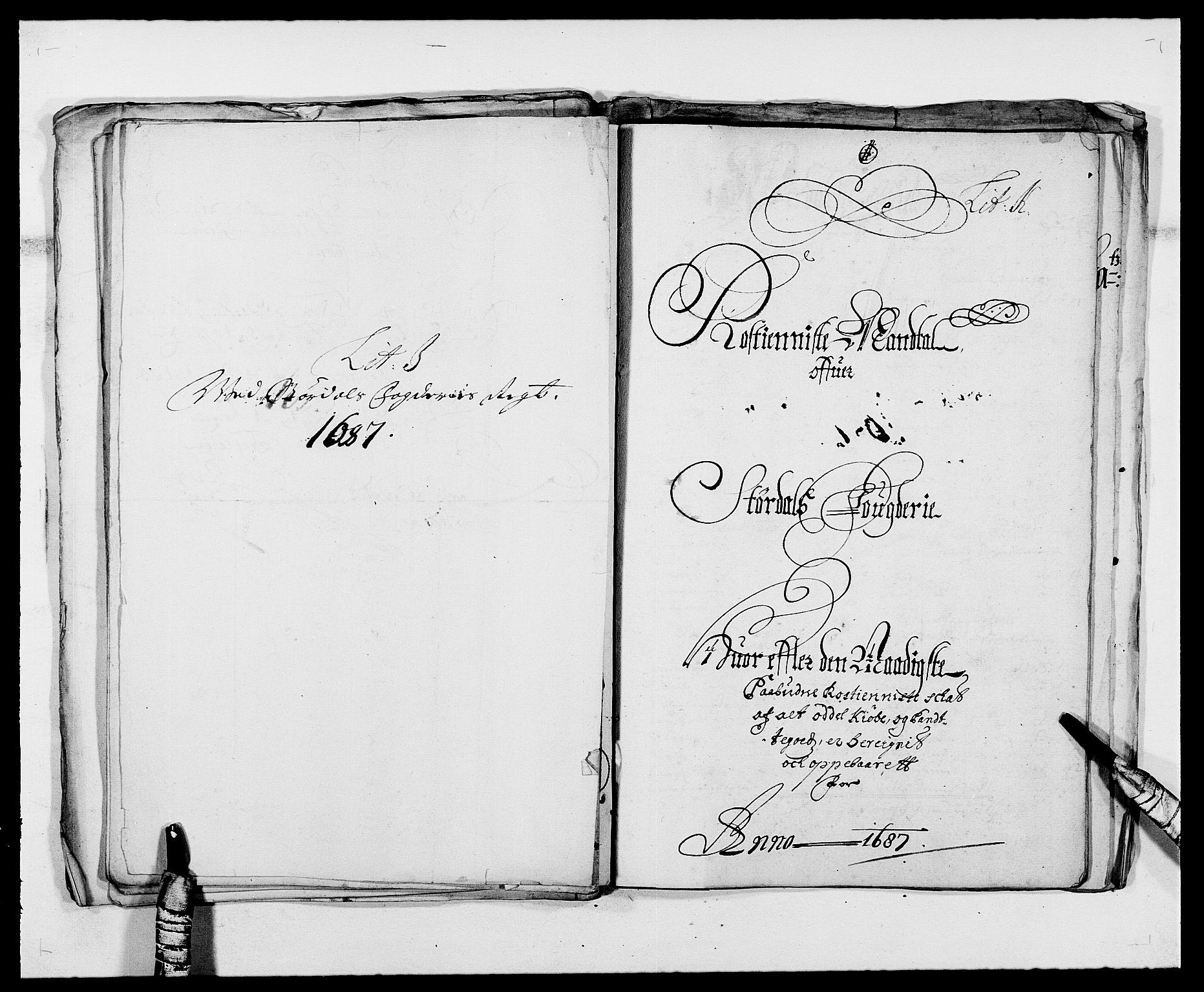 RA, Rentekammeret inntil 1814, Reviderte regnskaper, Fogderegnskap, R62/L4183: Fogderegnskap Stjørdal og Verdal, 1687-1689, s. 73