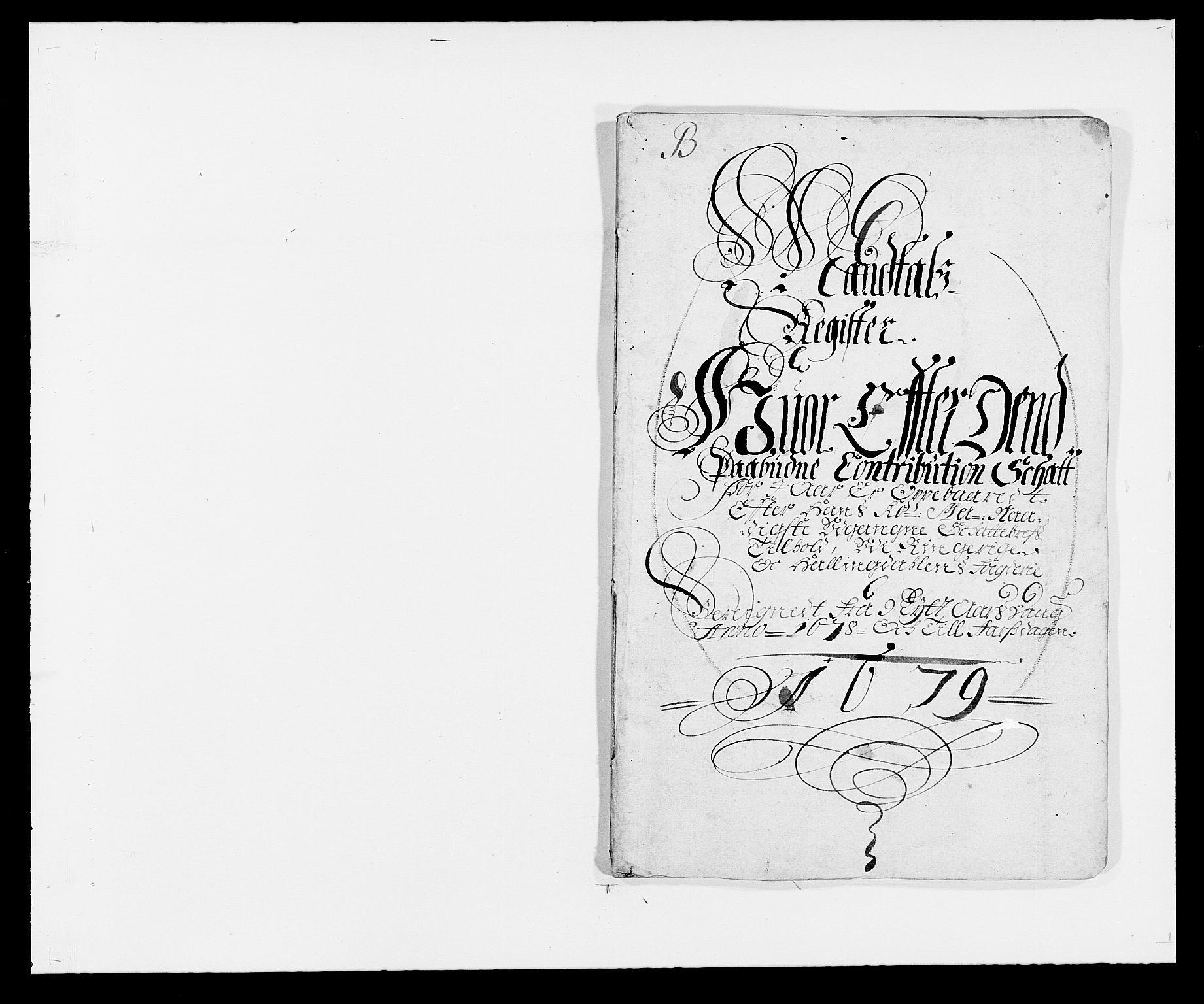 RA, Rentekammeret inntil 1814, Reviderte regnskaper, Fogderegnskap, R21/L1443: Fogderegnskap Ringerike og Hallingdal, 1678-1680, s. 59