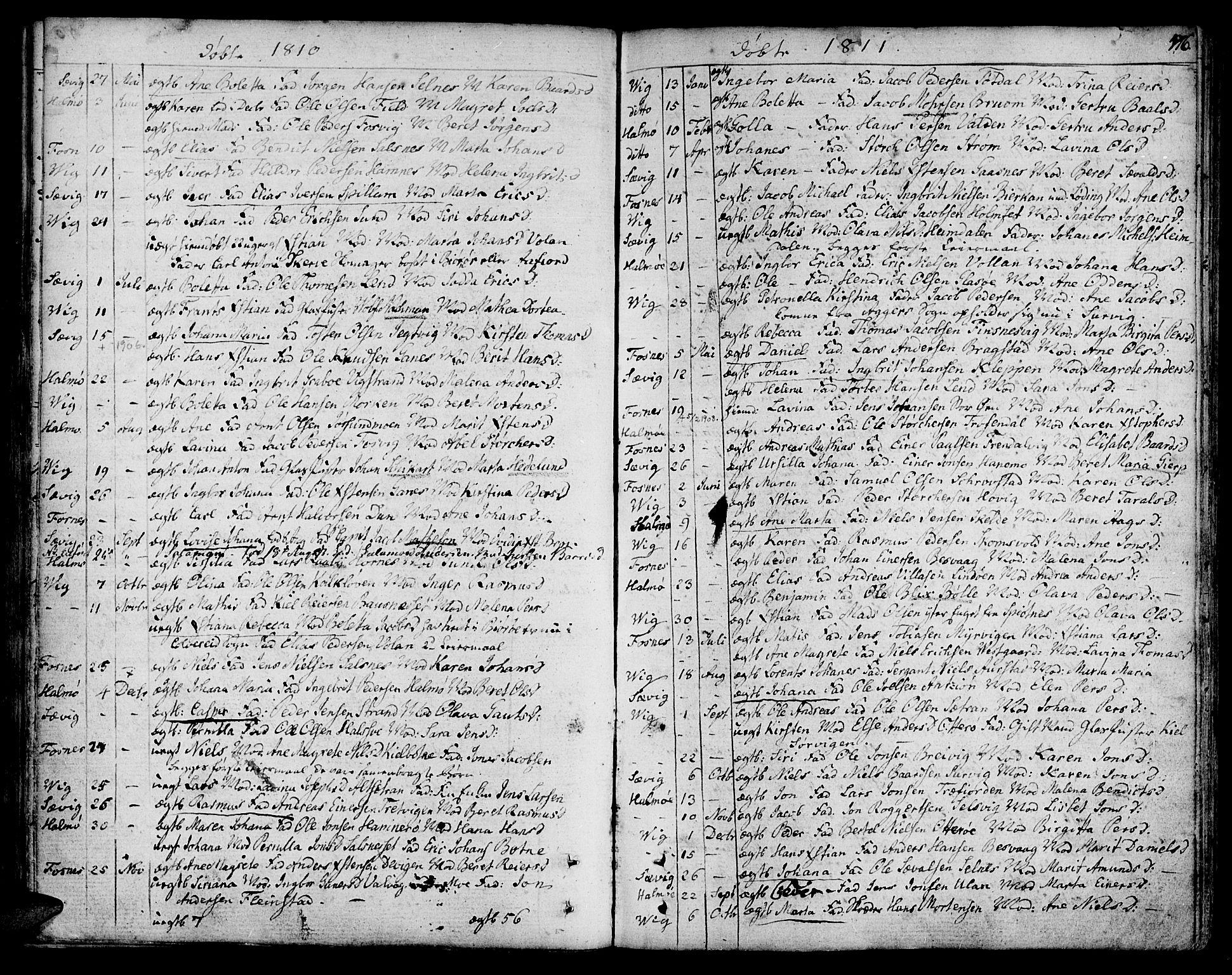 SAT, Ministerialprotokoller, klokkerbøker og fødselsregistre - Nord-Trøndelag, 773/L0608: Ministerialbok nr. 773A02, 1784-1816, s. 176
