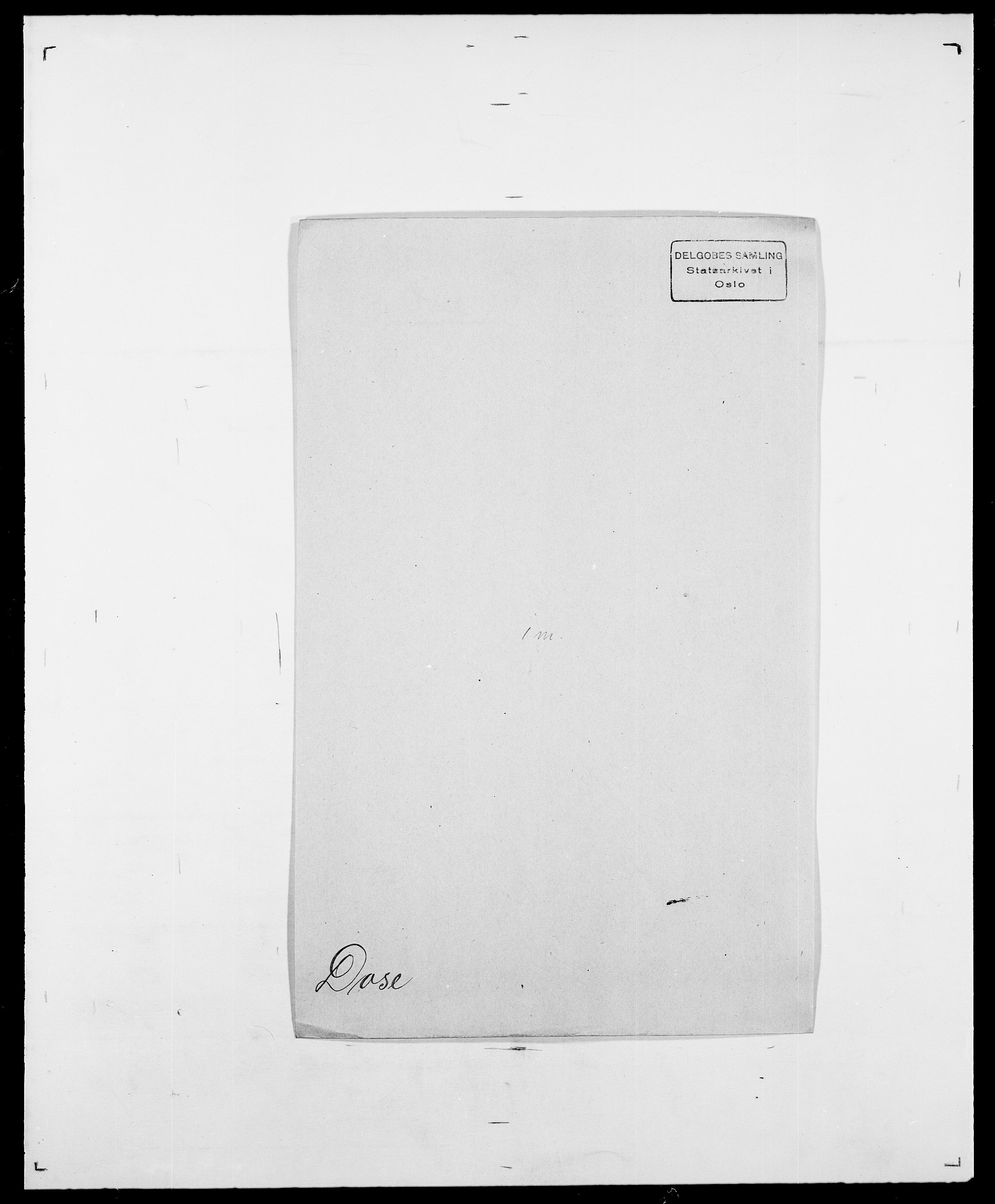 SAO, Delgobe, Charles Antoine - samling, D/Da/L0009: Dahl - v. Düren, s. 704