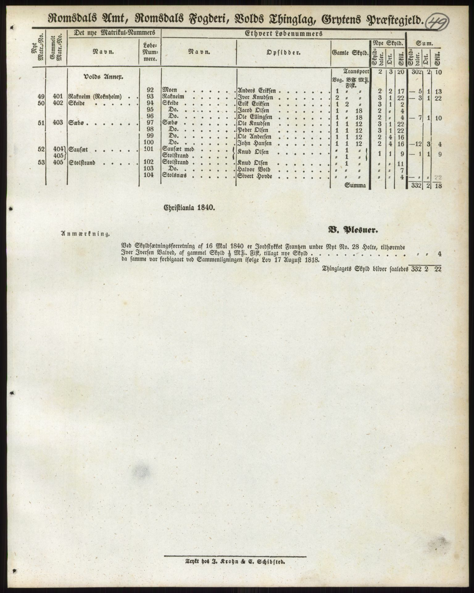 PUBL, Andre publikasjoner, -/Bind 14: Romsdals amt, 1838, s. 83