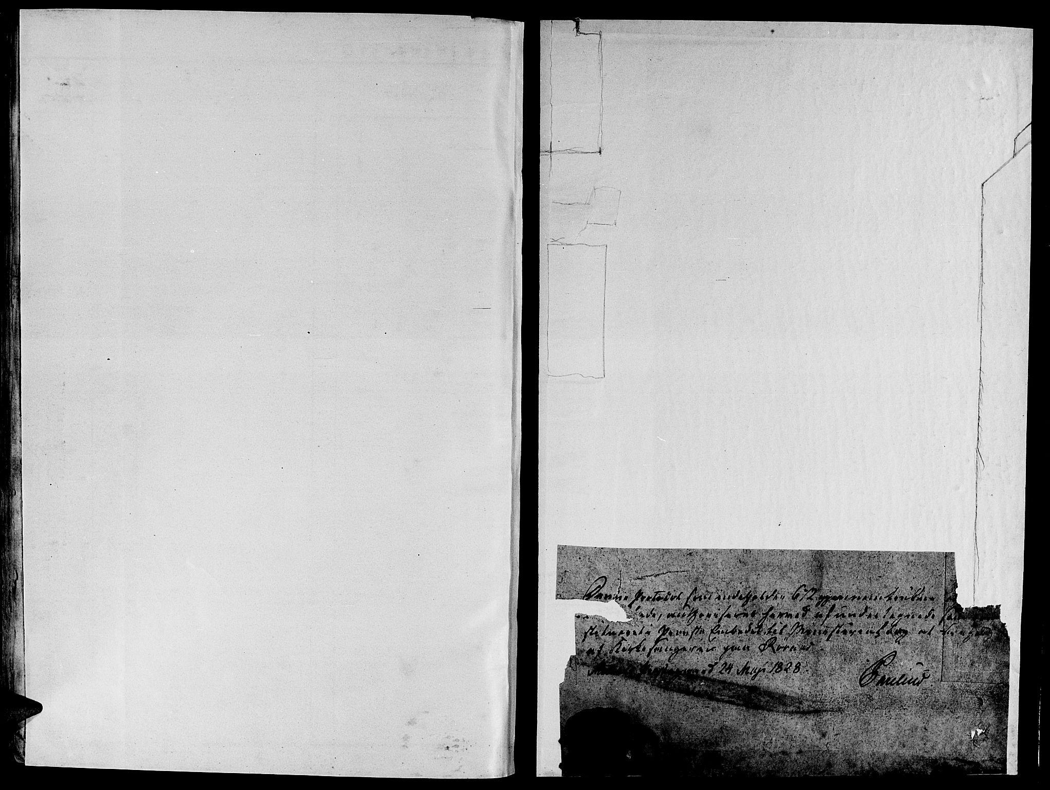 SAT, Ministerialprotokoller, klokkerbøker og fødselsregistre - Sør-Trøndelag, 681/L0939: Klokkerbok nr. 681C03, 1829-1855