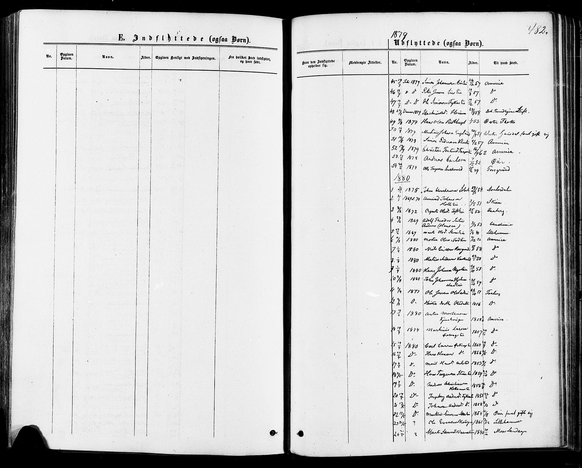 SAH, Østre Gausdal prestekontor, Ministerialbok nr. 1, 1874-1886, s. 482