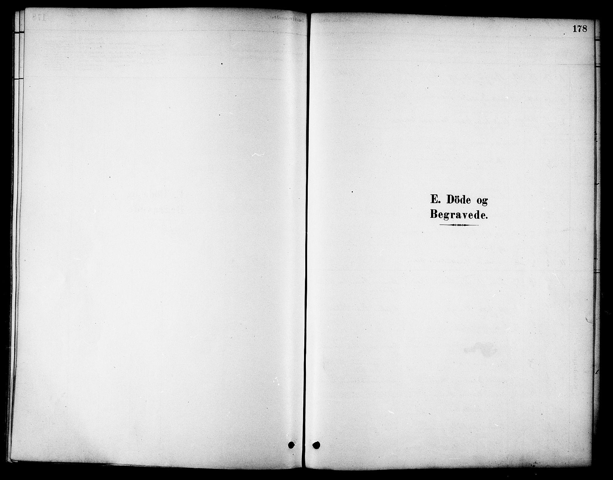 SAT, Ministerialprotokoller, klokkerbøker og fødselsregistre - Nordland, 801/L0030: Klokkerbok nr. 801C05, 1879-1887, s. 178