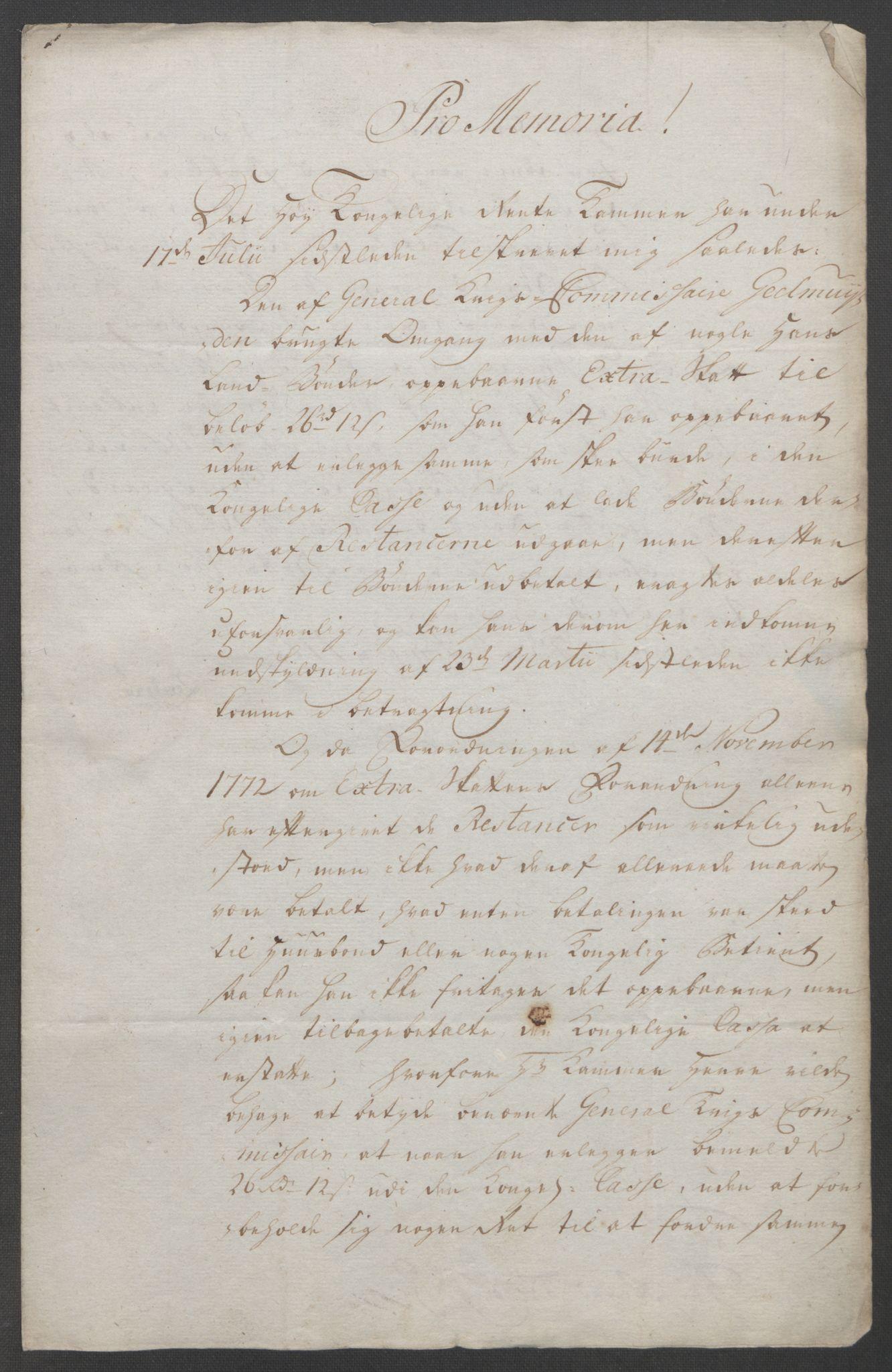 RA, Rentekammeret inntil 1814, Reviderte regnskaper, Fogderegnskap, R51/L3303: Ekstraskatten Nordhordland og Voss, 1762-1772, s. 675