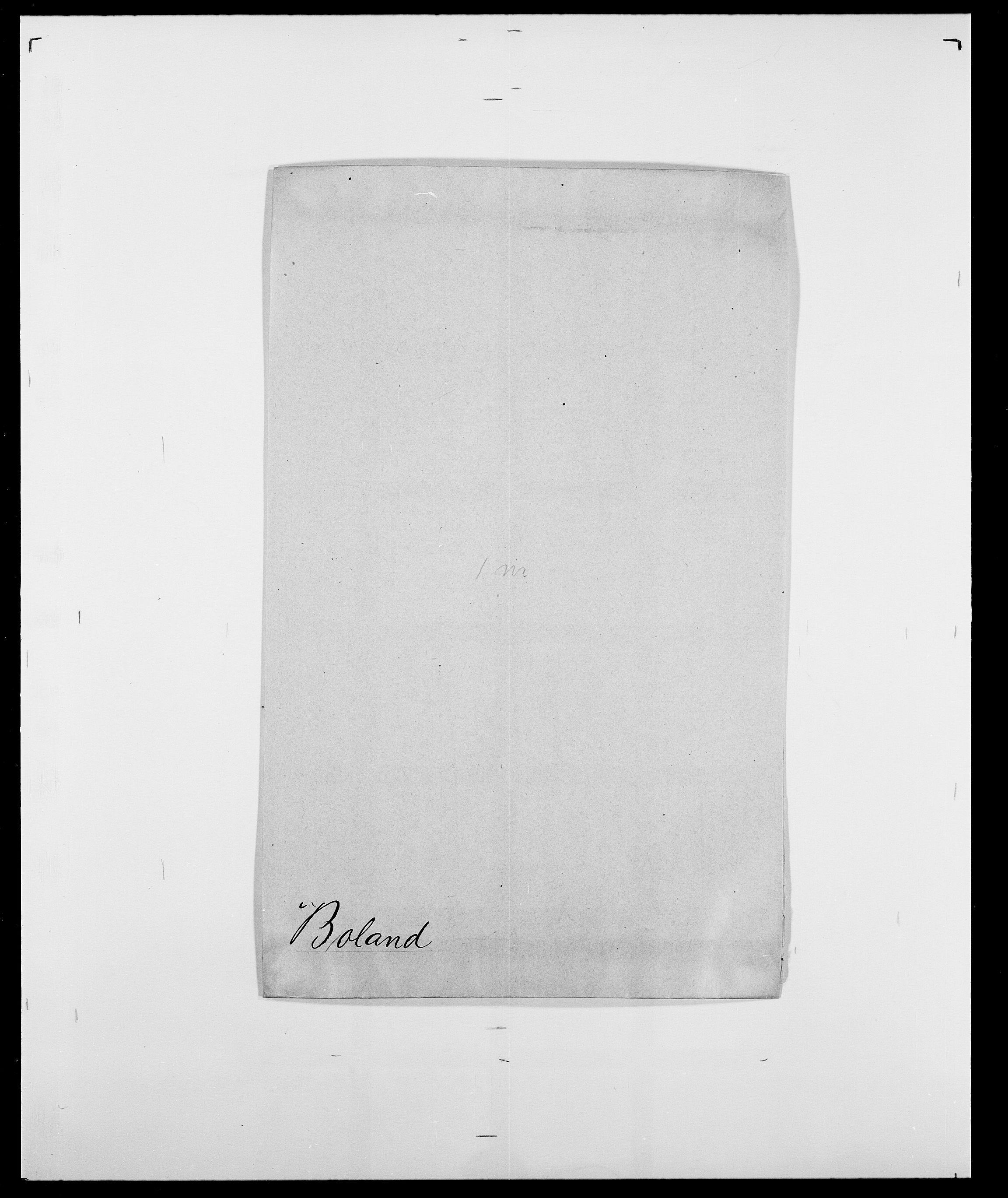 SAO, Delgobe, Charles Antoine - samling, D/Da/L0005: Boalth - Brahm, s. 76