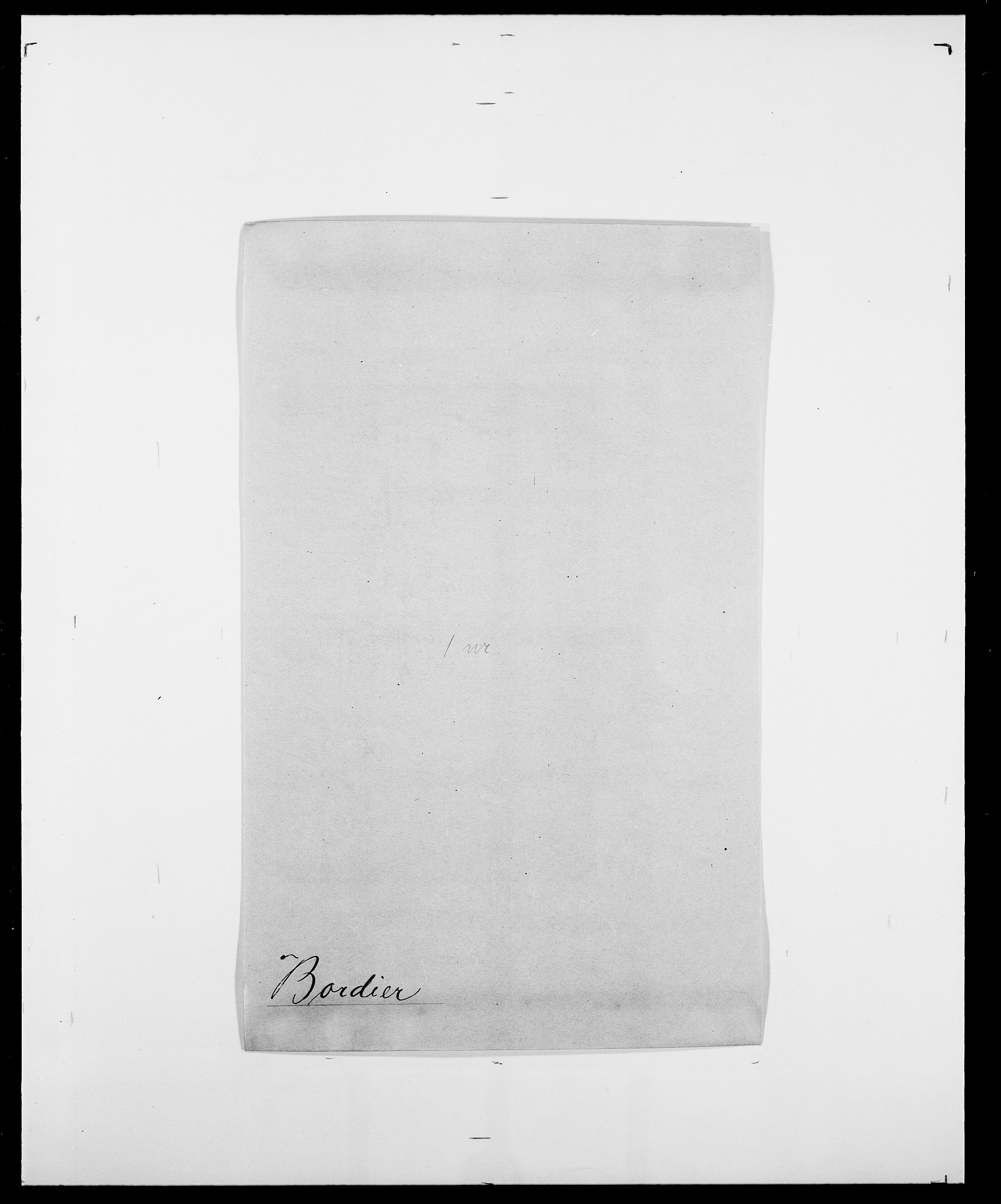 SAO, Delgobe, Charles Antoine - samling, D/Da/L0005: Boalth - Brahm, s. 263
