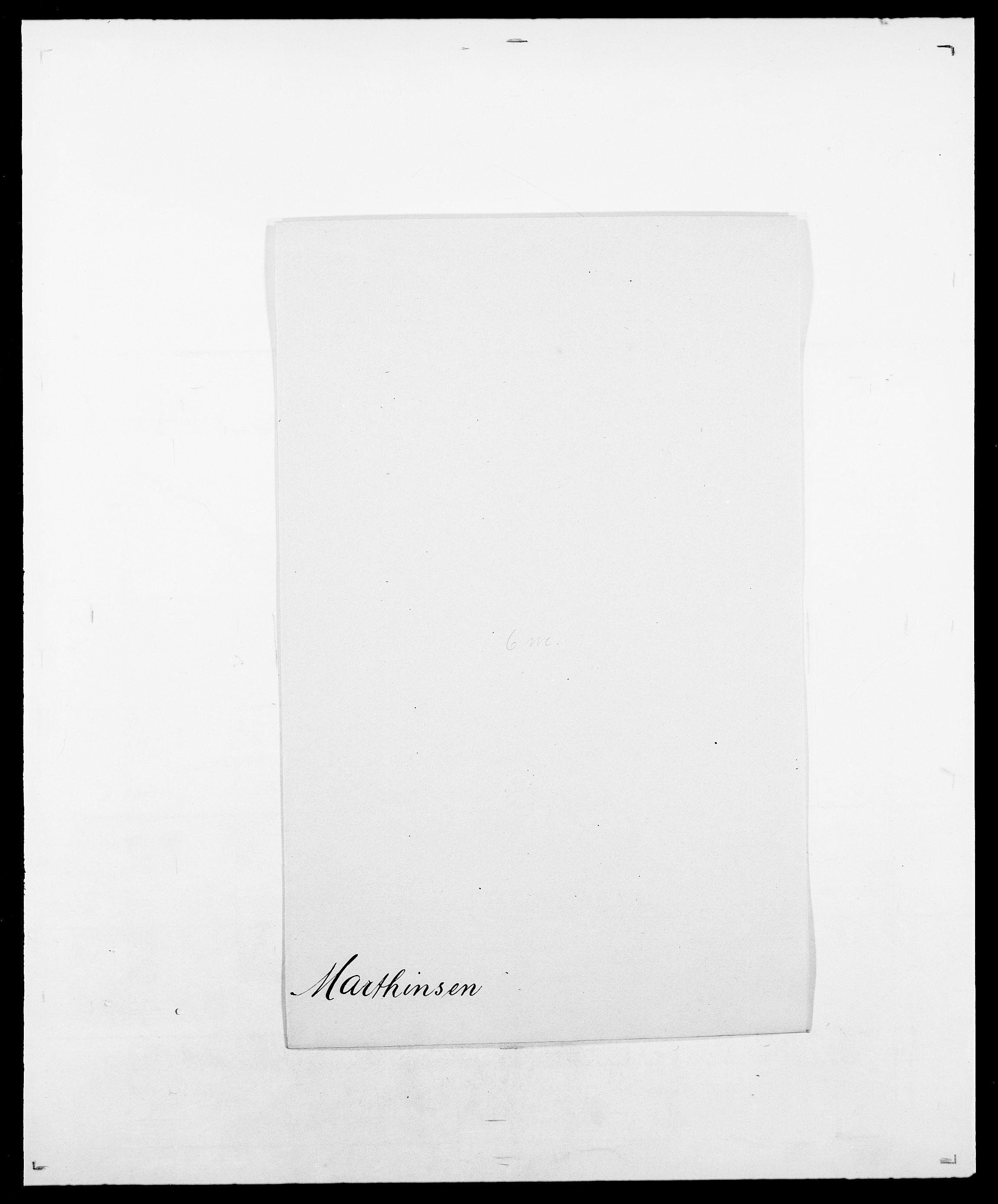 SAO, Delgobe, Charles Antoine - samling, D/Da/L0025: Løberg - Mazar, s. 488