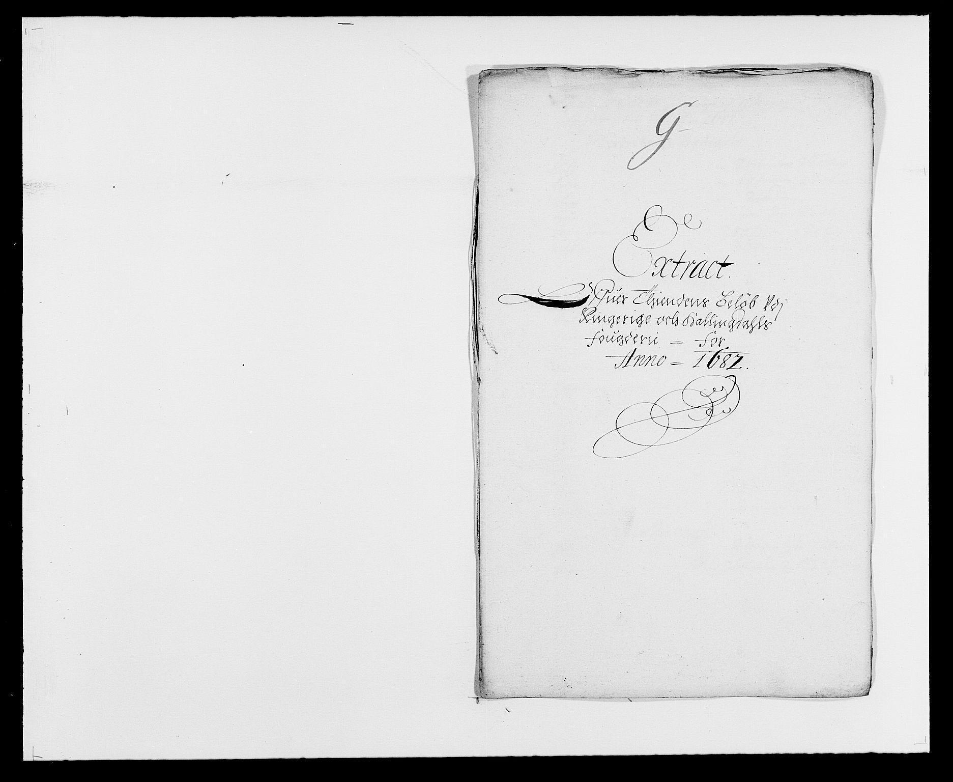 RA, Rentekammeret inntil 1814, Reviderte regnskaper, Fogderegnskap, R21/L1445: Fogderegnskap Ringerike og Hallingdal, 1681-1689, s. 378