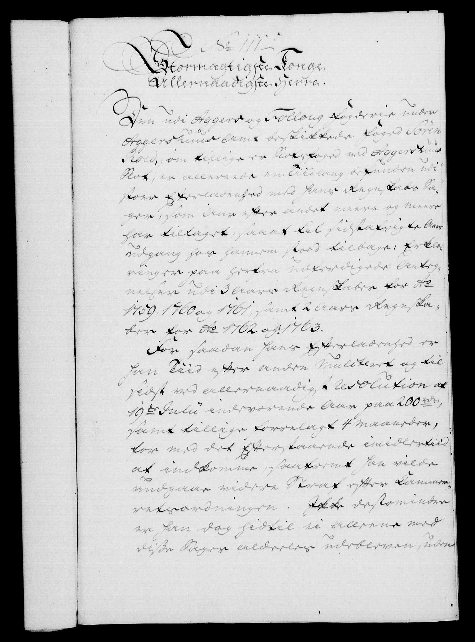 RA, Rentekammeret, Kammerkanselliet, G/Gf/Gfa/L0047: Norsk relasjons- og resolusjonsprotokoll (merket RK 52.47), 1765, s. 472