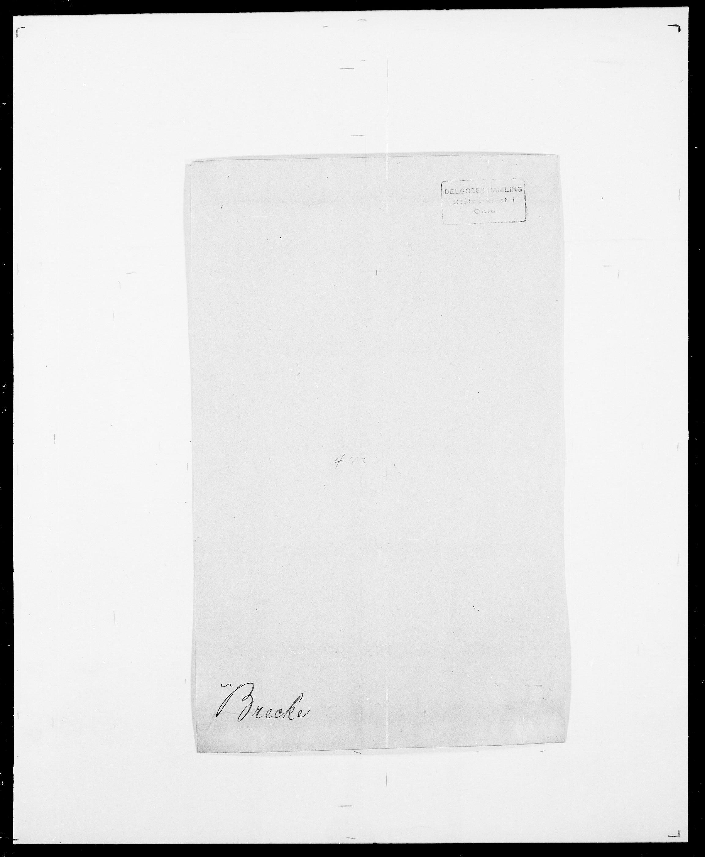 SAO, Delgobe, Charles Antoine - samling, D/Da/L0006: Brambani - Brønø, s. 214