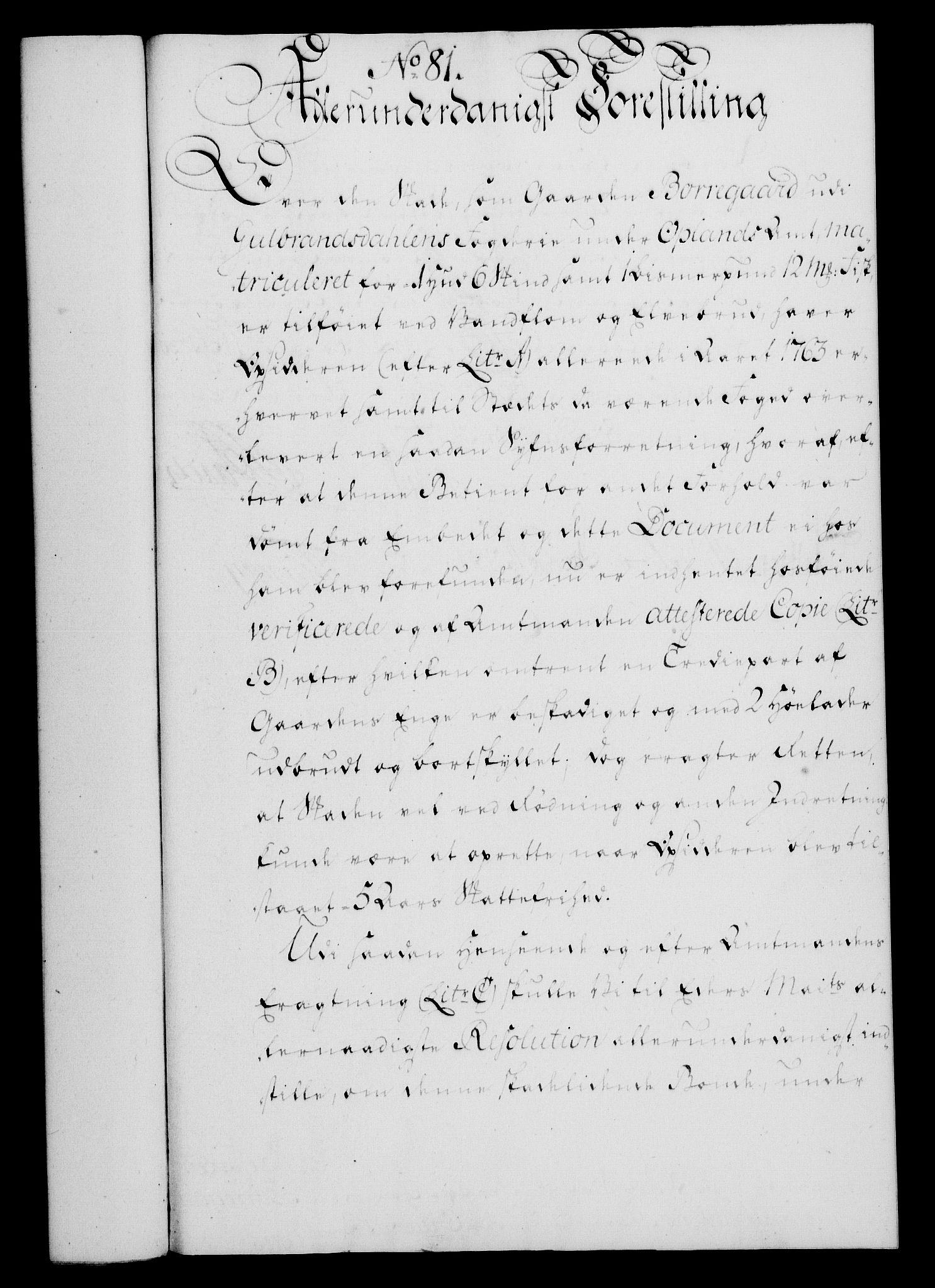 RA, Rentekammeret, Kammerkanselliet, G/Gf/Gfa/L0052: Norsk relasjons- og resolusjonsprotokoll (merket RK 52.52), 1770, s. 355