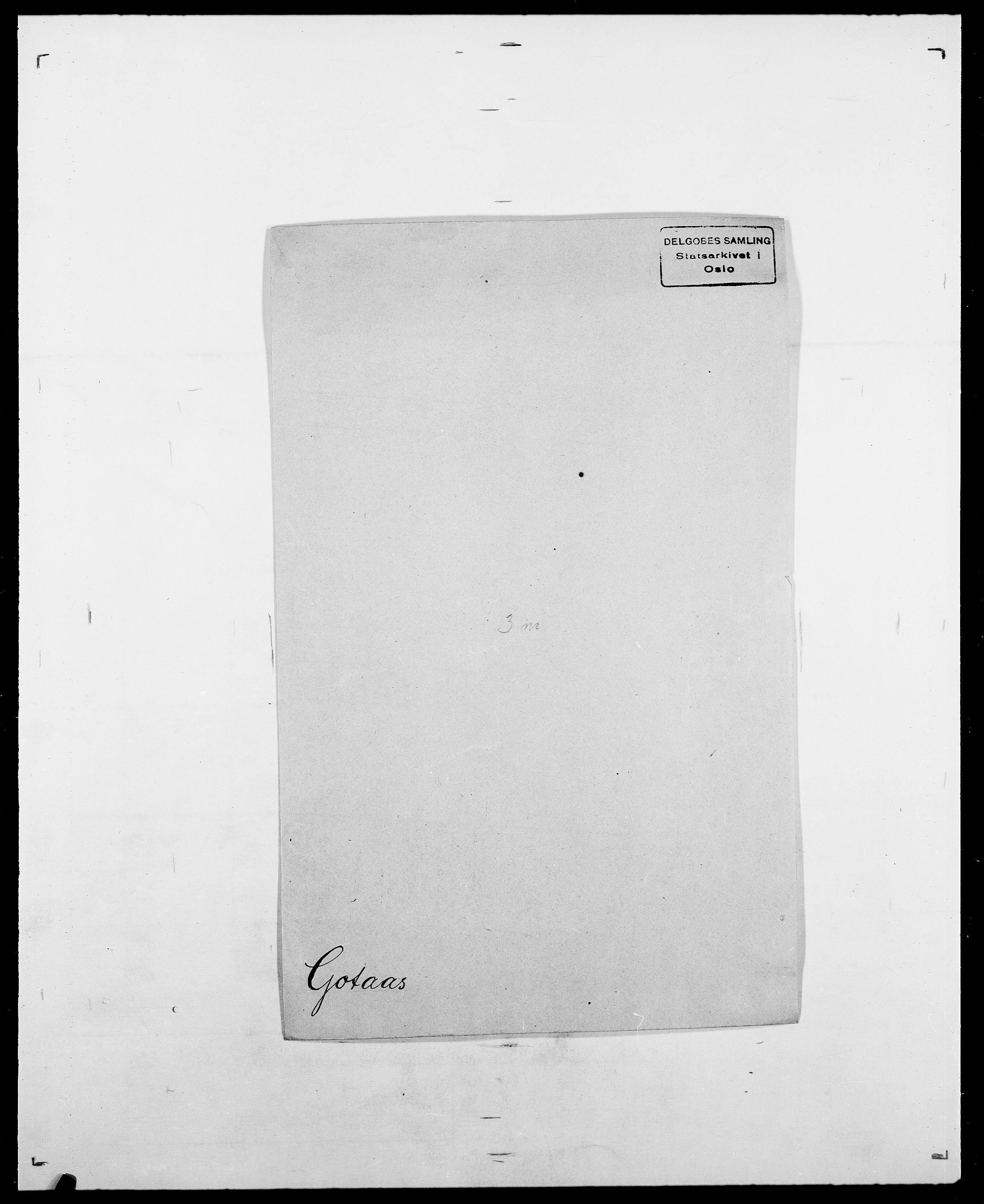 SAO, Delgobe, Charles Antoine - samling, D/Da/L0014: Giebdhausen - Grip, s. 395