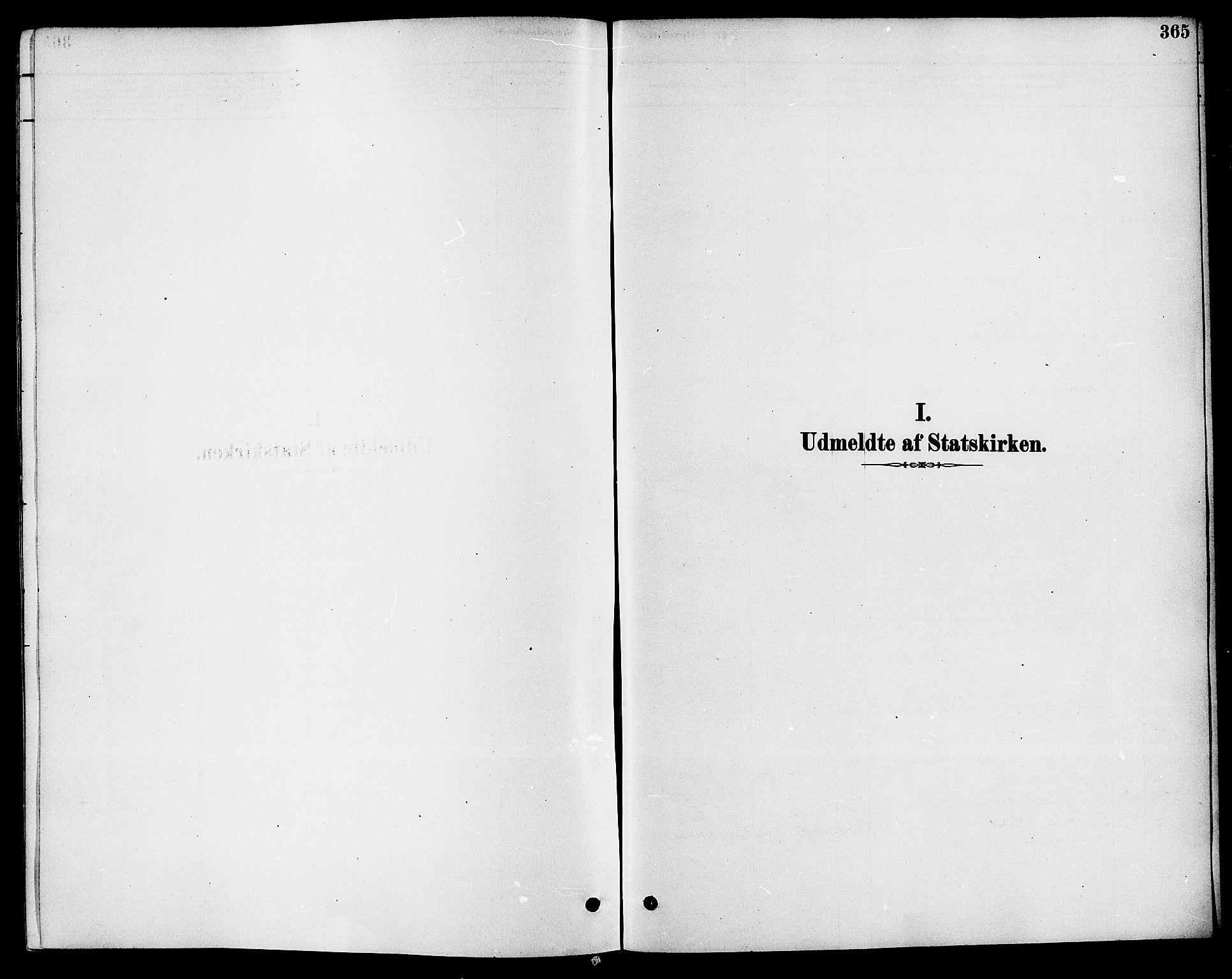 SAKO, Solum kirkebøker, F/Fa/L0009: Ministerialbok nr. I 9, 1877-1887, s. 365