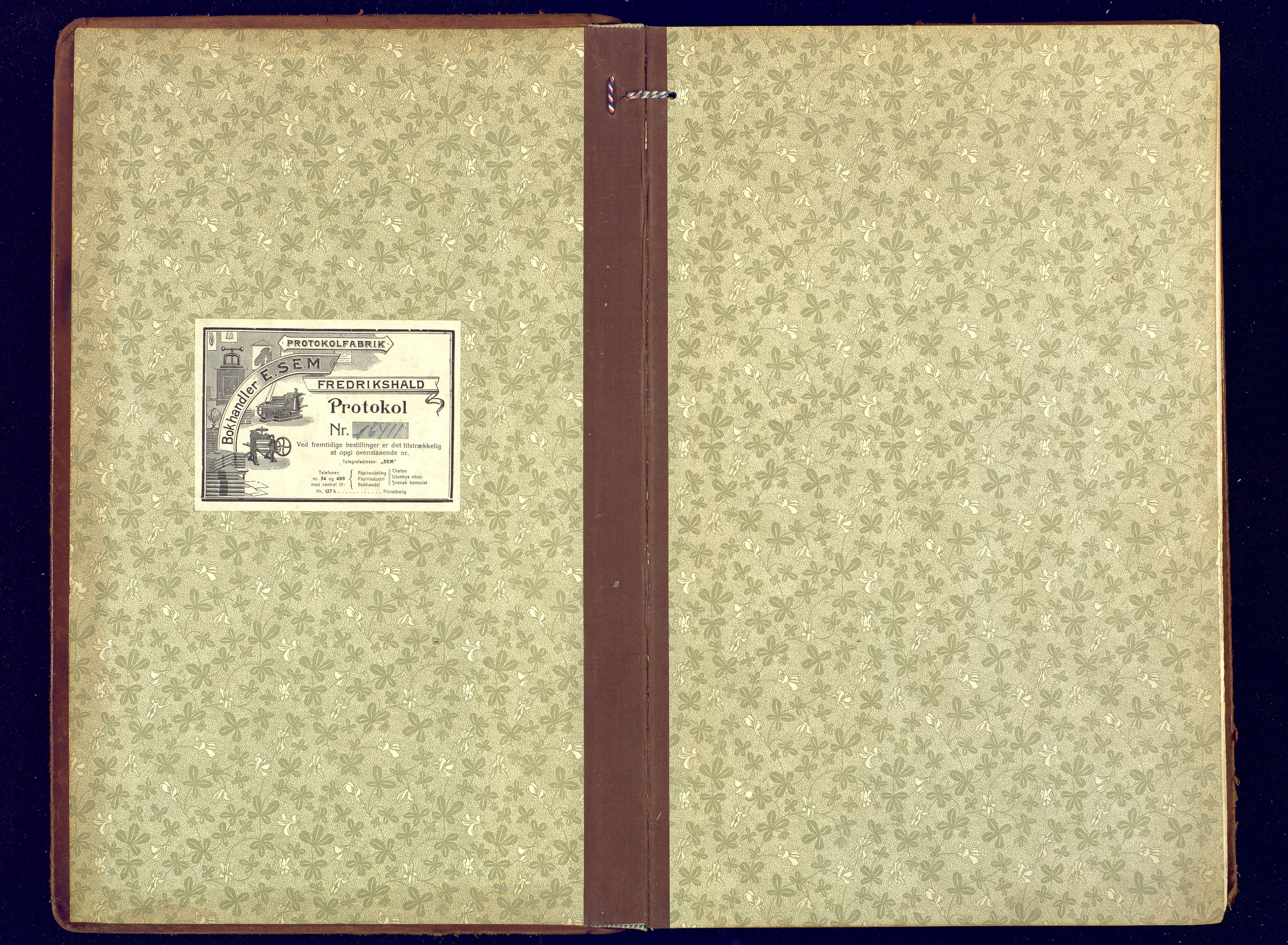 SATØ, Mefjord/Berg sokneprestkontor, G/Ga/Gaa: Ministerialbok nr. 9, 1916-1928