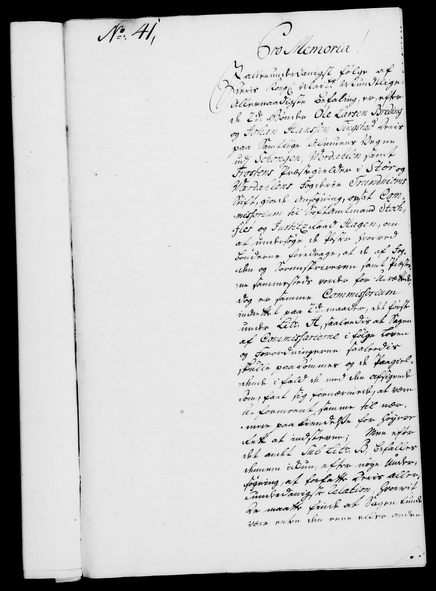 RA, Rentekammeret, Kammerkanselliet, G/Gf/Gfa/L0028: Norsk relasjons- og resolusjonsprotokoll (merket RK 52.28), 1745-1746, s. 264