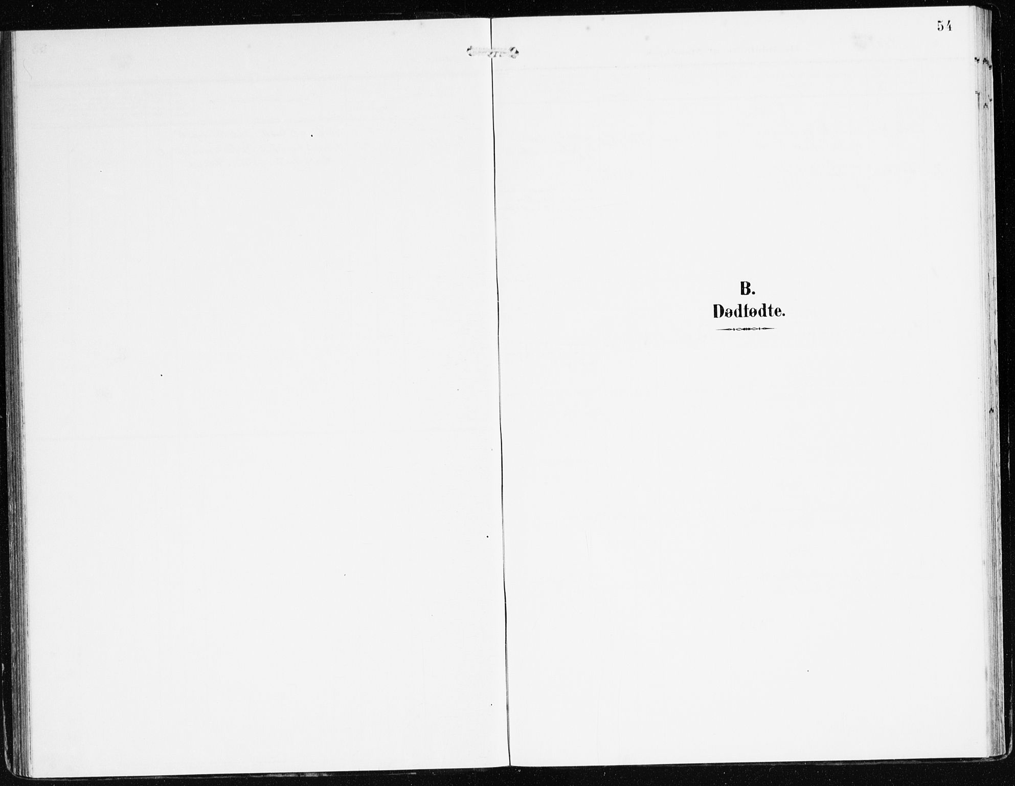 SAB, Bremanger Sokneprestembete, H/Haa: Ministerialbok nr. C 1, 1908-1921, s. 54