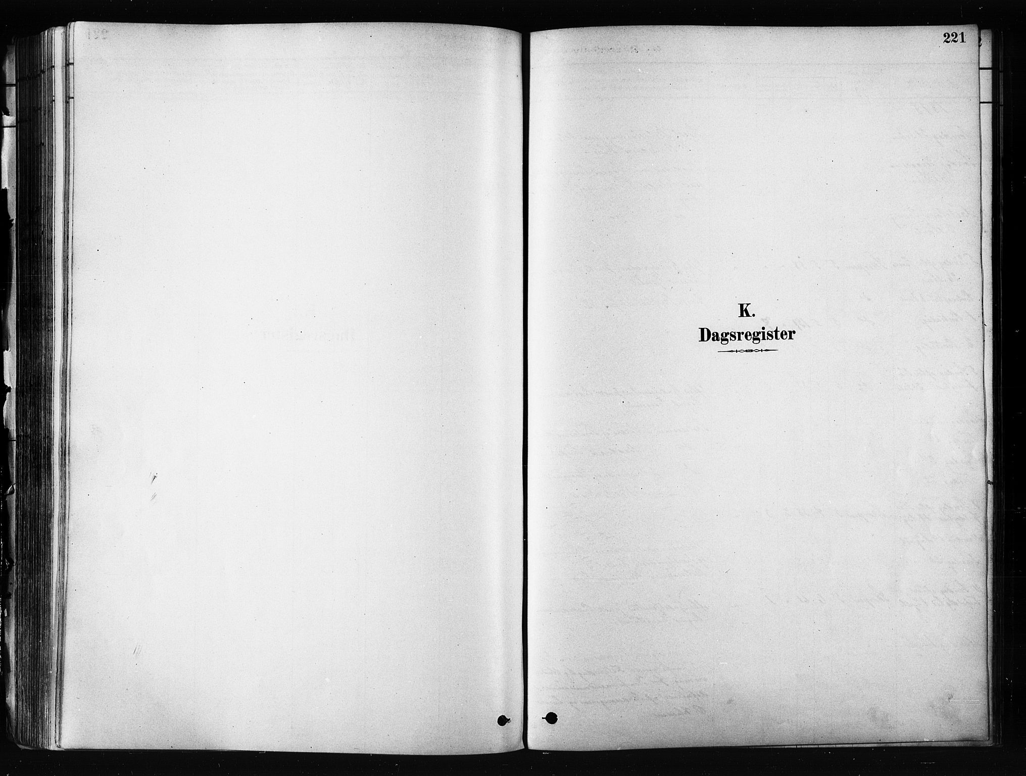 SATØ, Skjervøy sokneprestkontor, H/Ha/Haa/L0012kirke: Ministerialbok nr. 12, 1878-1891, s. 221