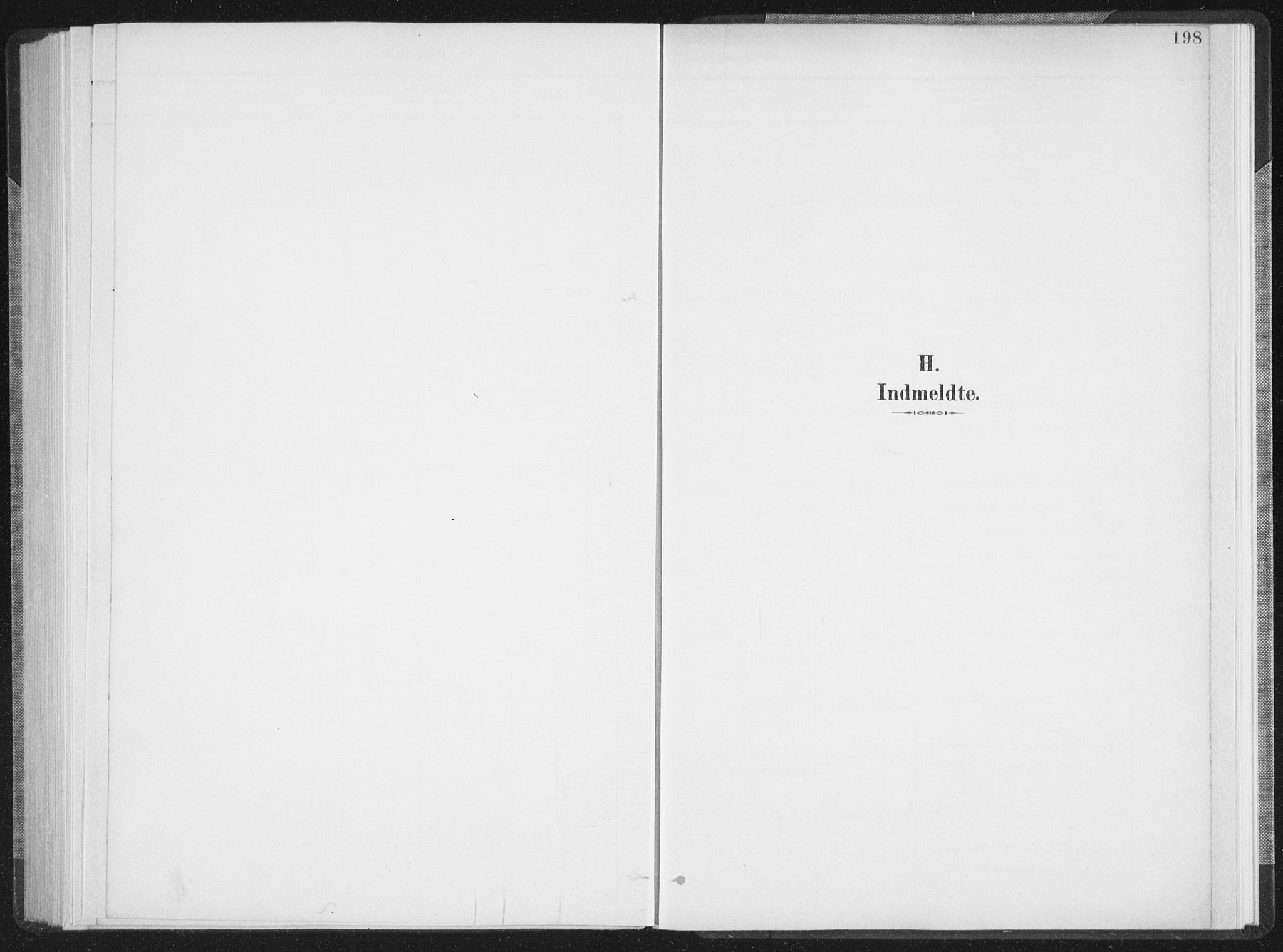 SAT, Ministerialprotokoller, klokkerbøker og fødselsregistre - Nordland, 897/L1400: Ministerialbok nr. 897A07, 1897-1908, s. 198
