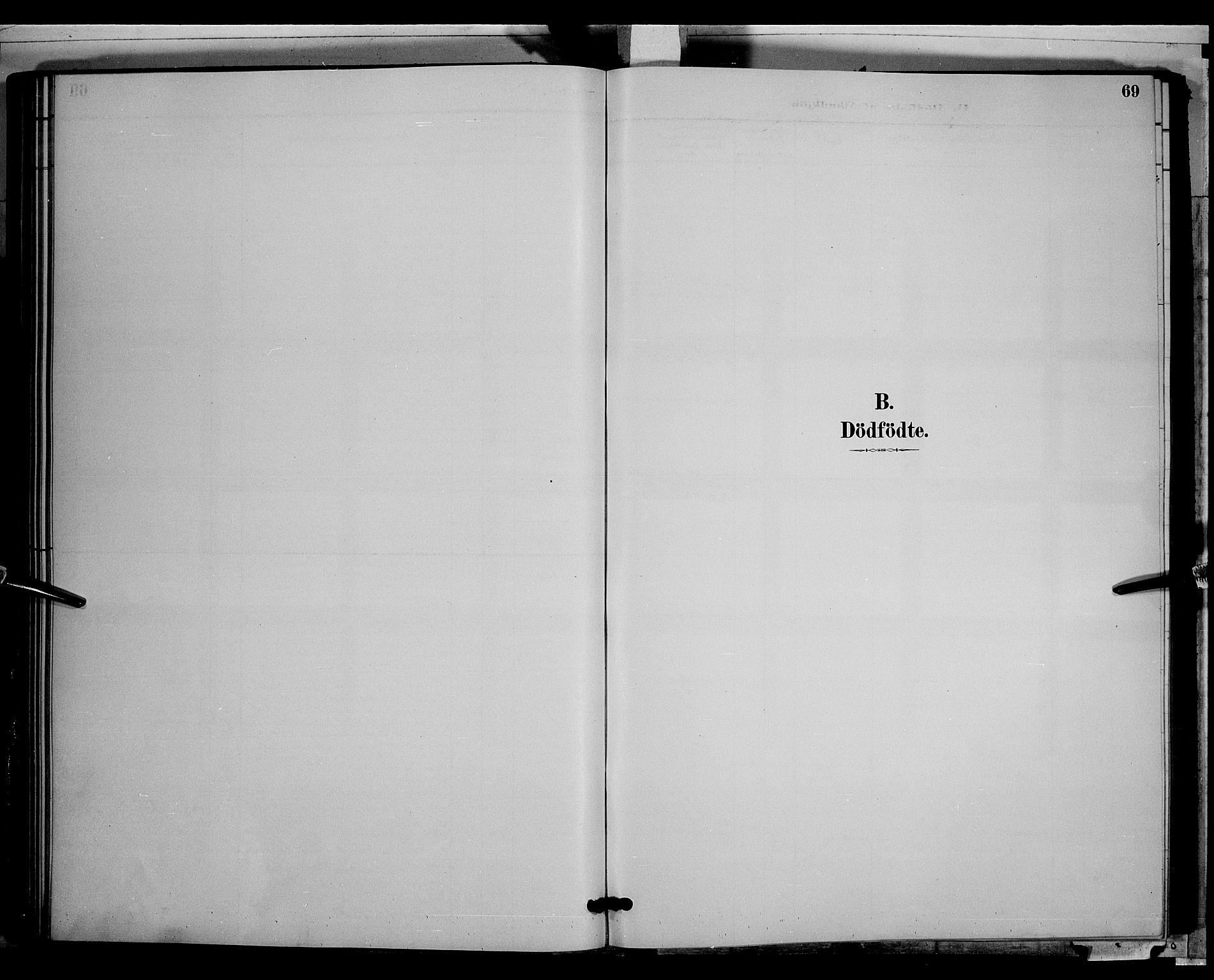 SAH, Søndre Land prestekontor, L/L0003: Klokkerbok nr. 3, 1884-1902, s. 69