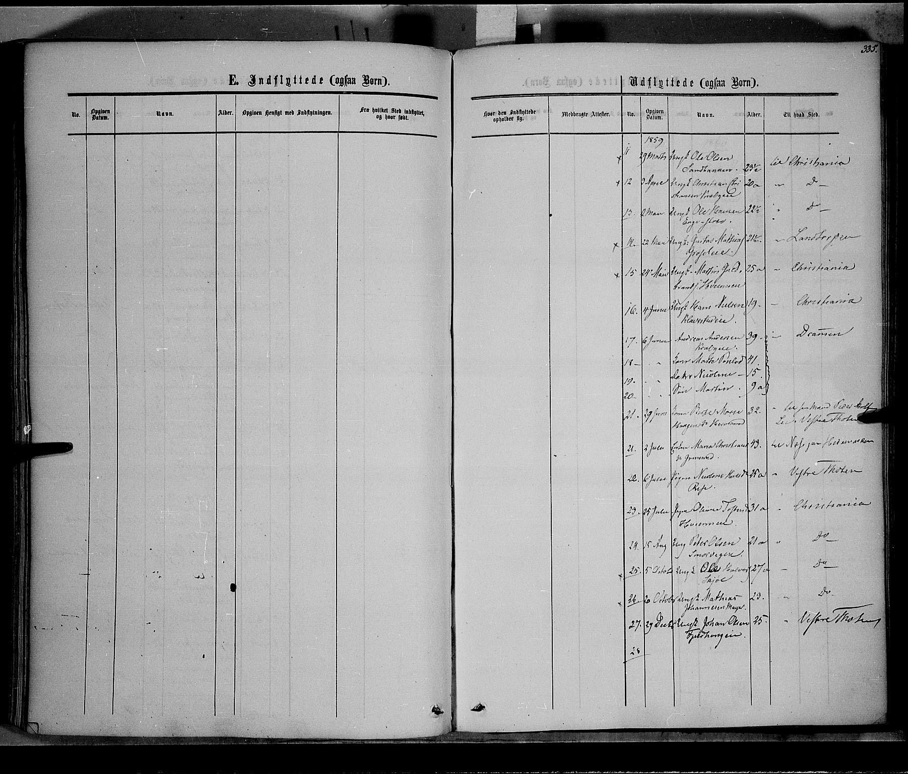 SAH, Østre Toten prestekontor, Ministerialbok nr. 4, 1857-1865, s. 335