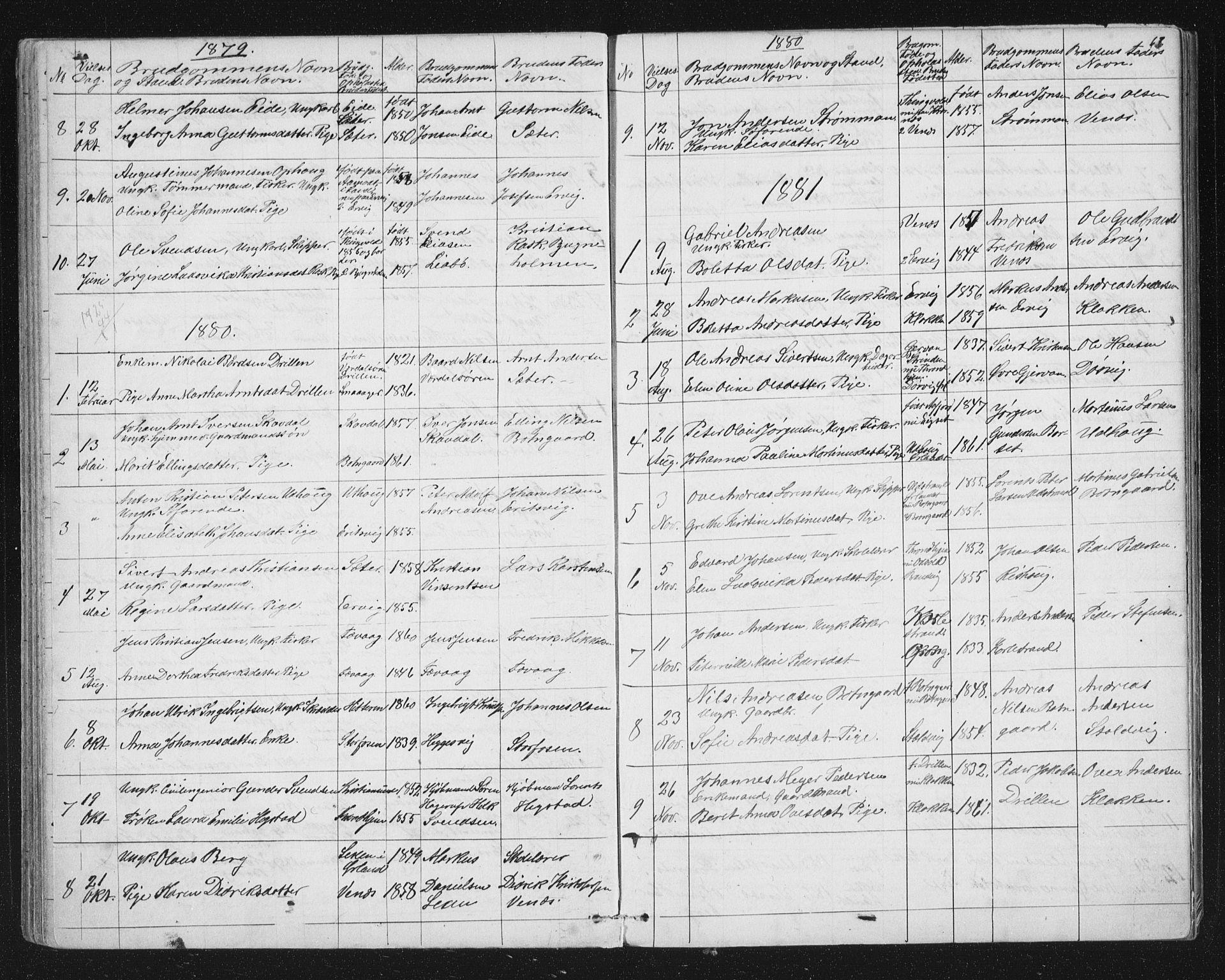 SAT, Ministerialprotokoller, klokkerbøker og fødselsregistre - Sør-Trøndelag, 651/L0647: Klokkerbok nr. 651C01, 1866-1914, s. 66