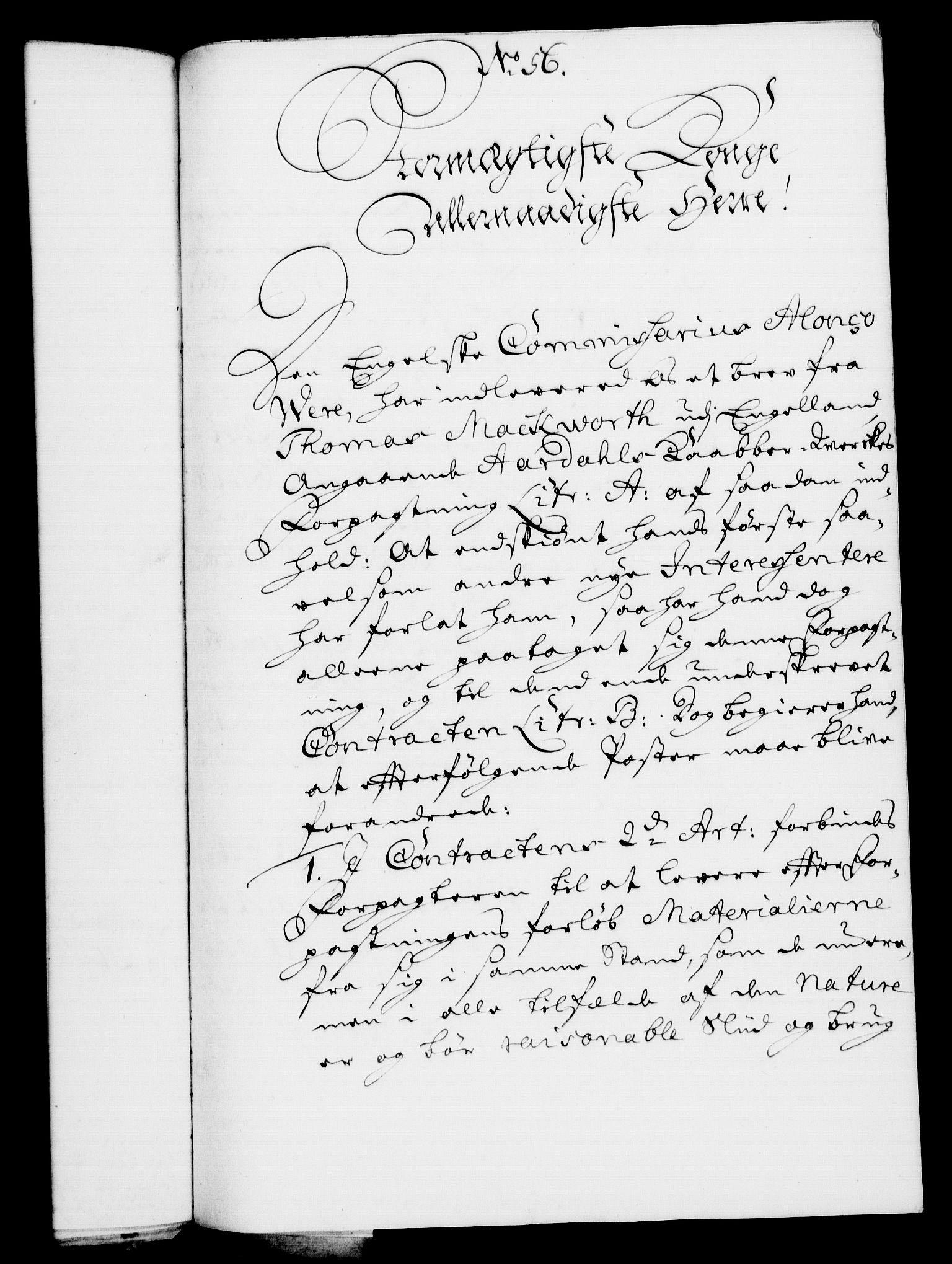 RA, Rentekammeret, Kammerkanselliet, G/Gf/Gfa/L0007: Norsk relasjons- og resolusjonsprotokoll (merket RK 52.7), 1724, s. 375