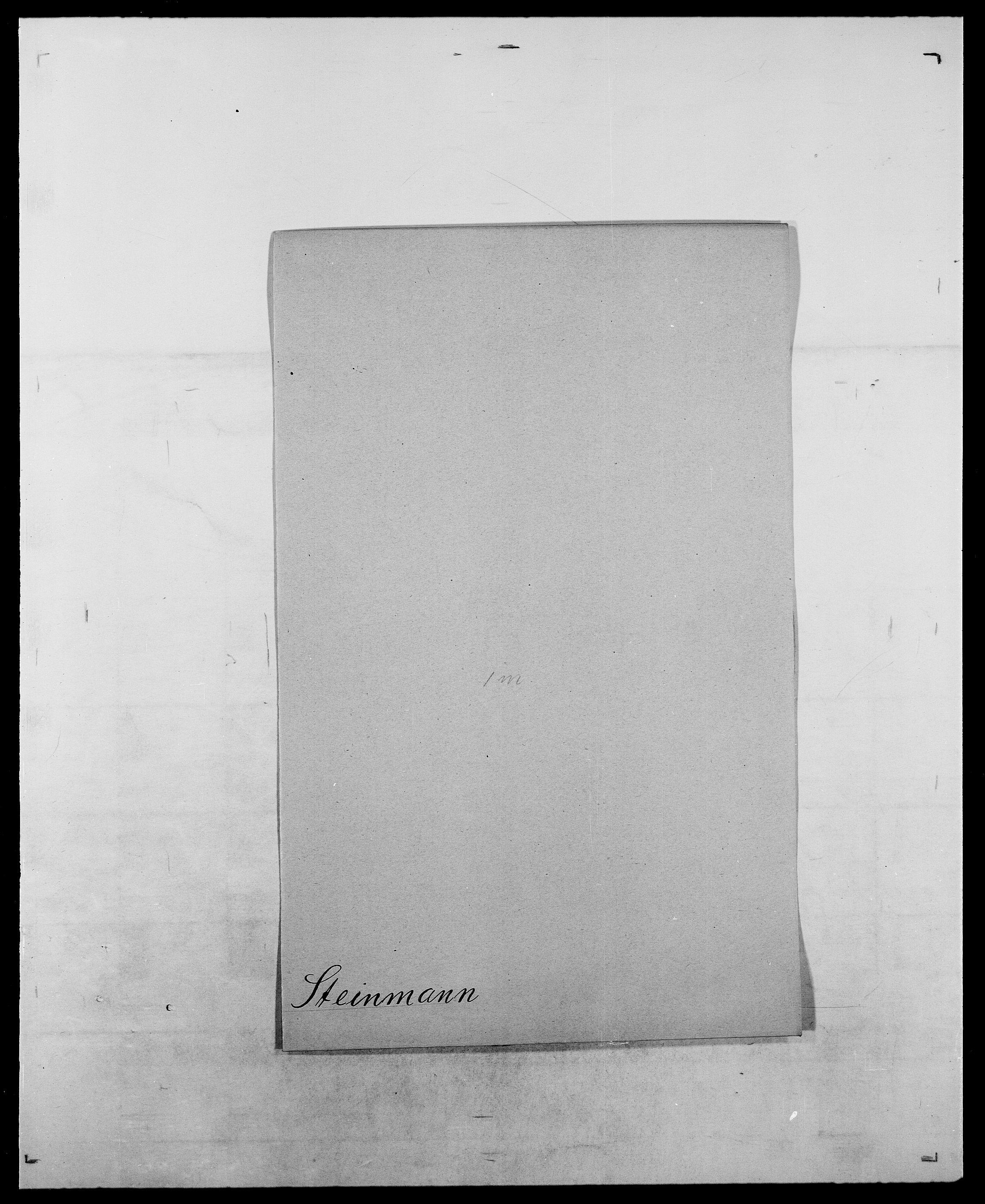 SAO, Delgobe, Charles Antoine - samling, D/Da/L0037: Steen, Sthen, Stein - Svare, Svanige, Svanne, se også Svanning og Schwane, s. 261