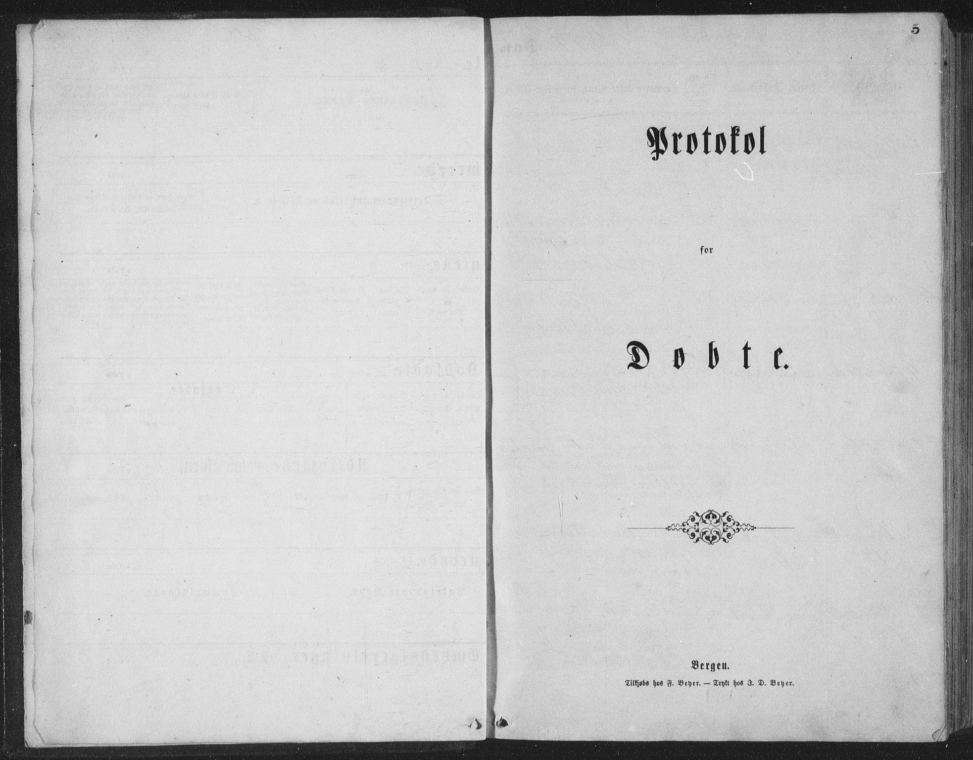 SAT, Ministerialprotokoller, klokkerbøker og fødselsregistre - Nordland, 885/L1213: Klokkerbok nr. 885C02, 1874-1892, s. 5