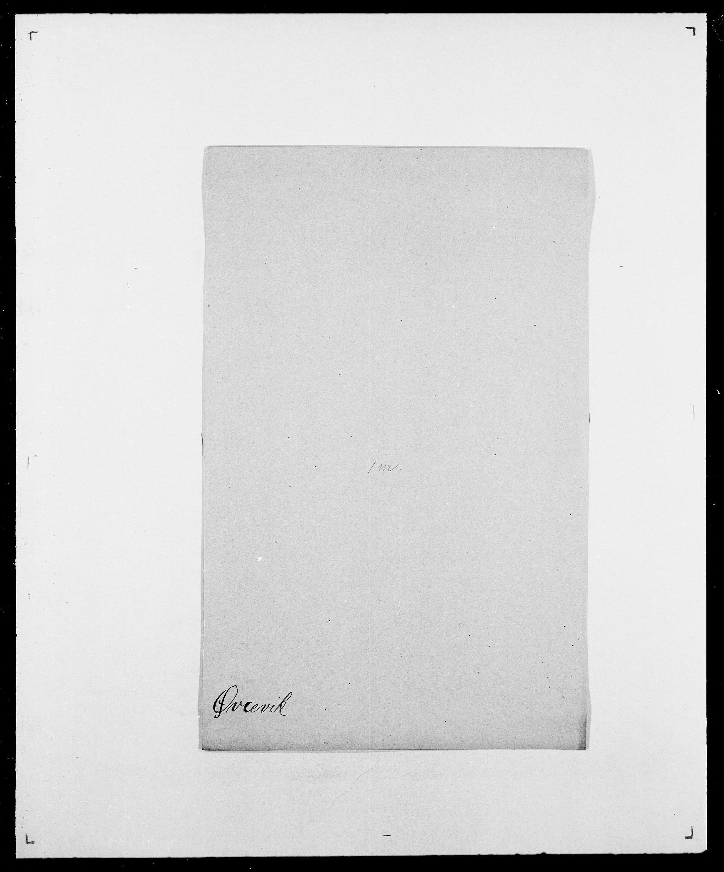SAO, Delgobe, Charles Antoine - samling, D/Da/L0043: Wulfsberg - v. Zanten, s. 416