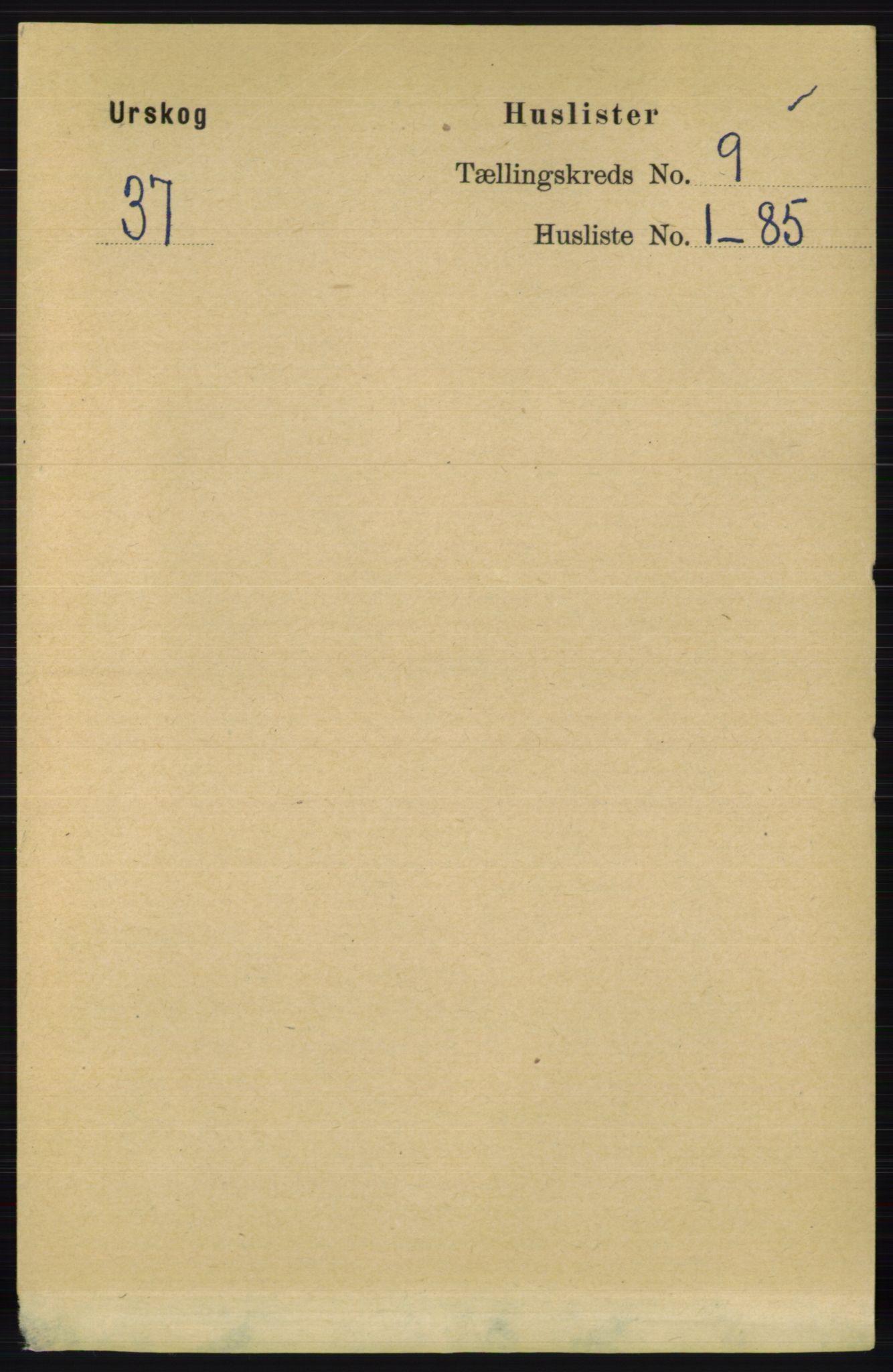 RA, Folketelling 1891 for 0224 Aurskog herred, 1891, s. 4418