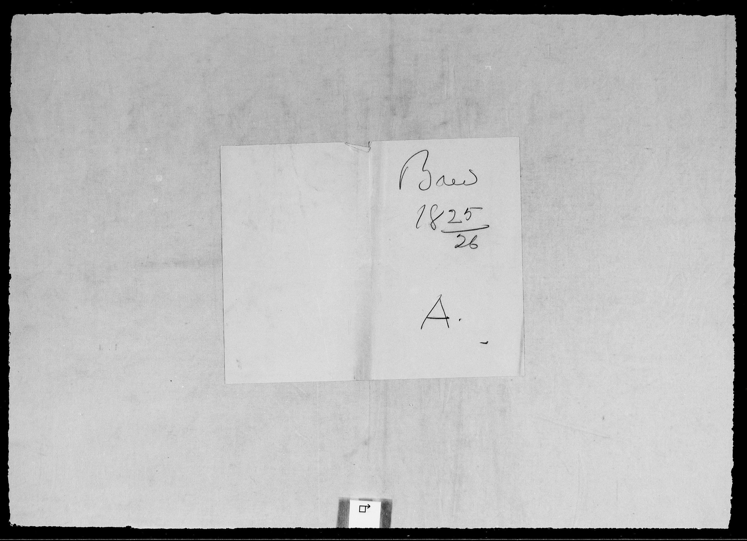 RA, Modums Blaafarveværk, G/Gb/L0095, 1825-1826, s. 2