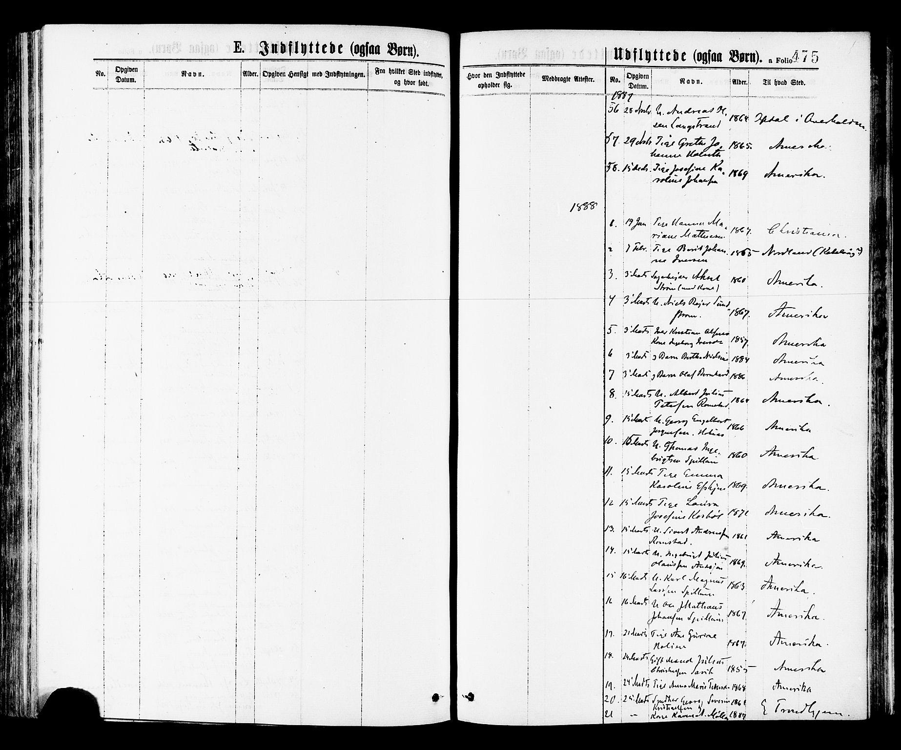 SAT, Ministerialprotokoller, klokkerbøker og fødselsregistre - Nord-Trøndelag, 768/L0572: Ministerialbok nr. 768A07, 1874-1886, s. 475