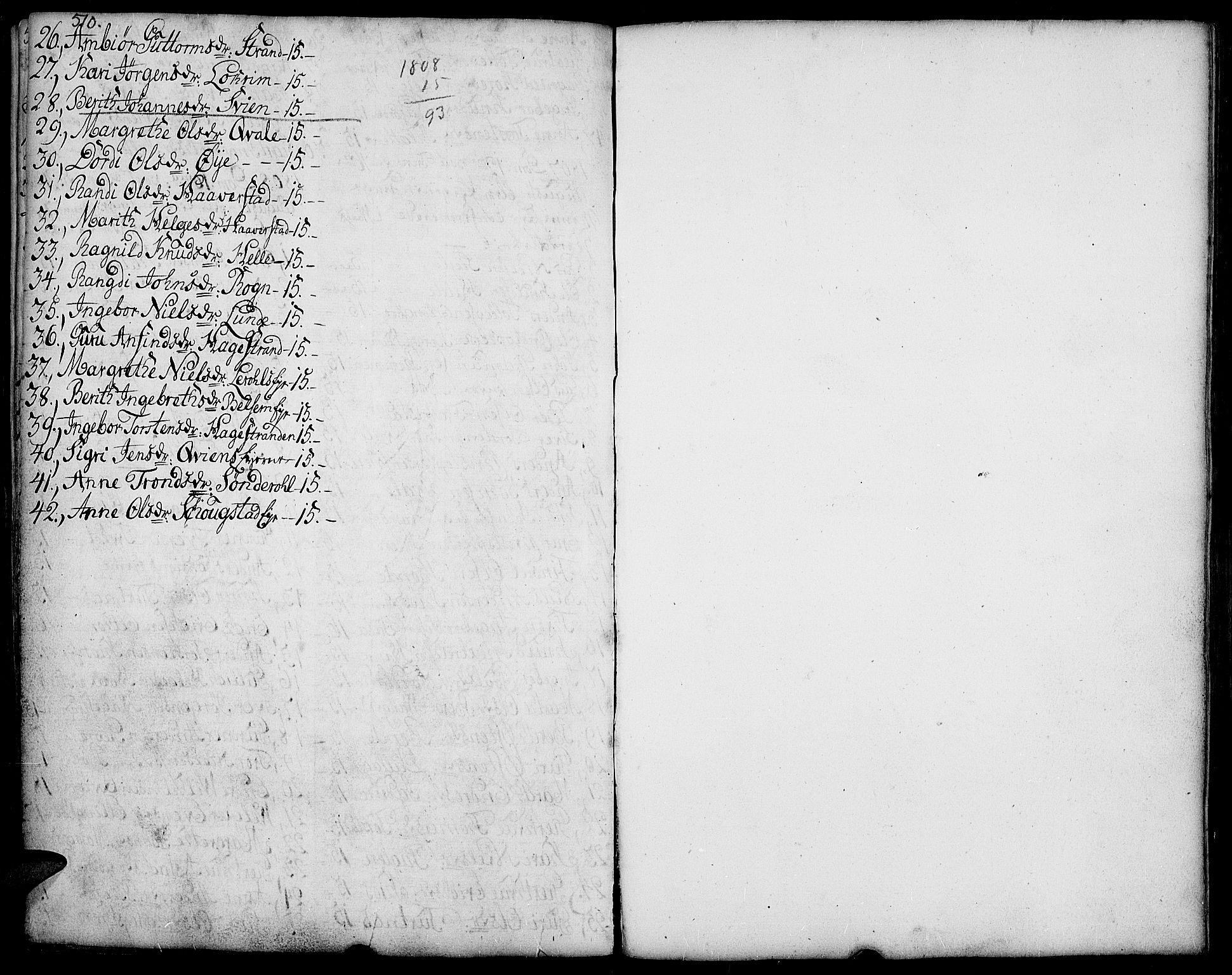 SAH, Vang prestekontor, Valdres, Ministerialbok nr. 2, 1796-1808, s. 510-511