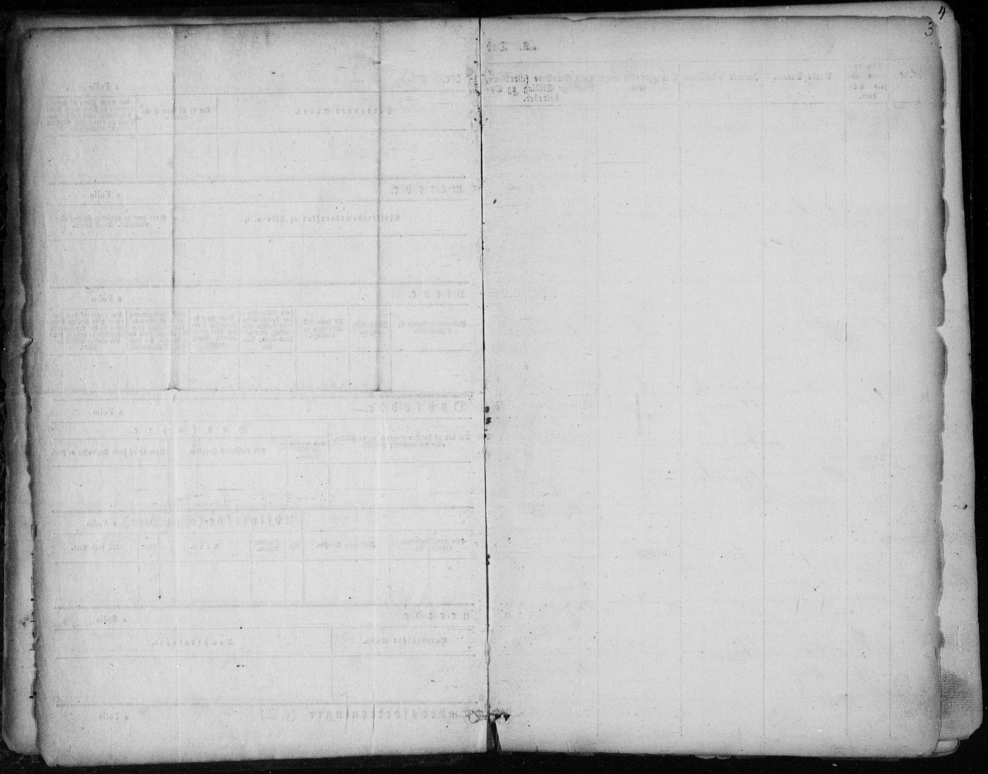 SAKO, Holla kirkebøker, F/Fa/L0005: Ministerialbok nr. 5, 1849-1860, s. 3