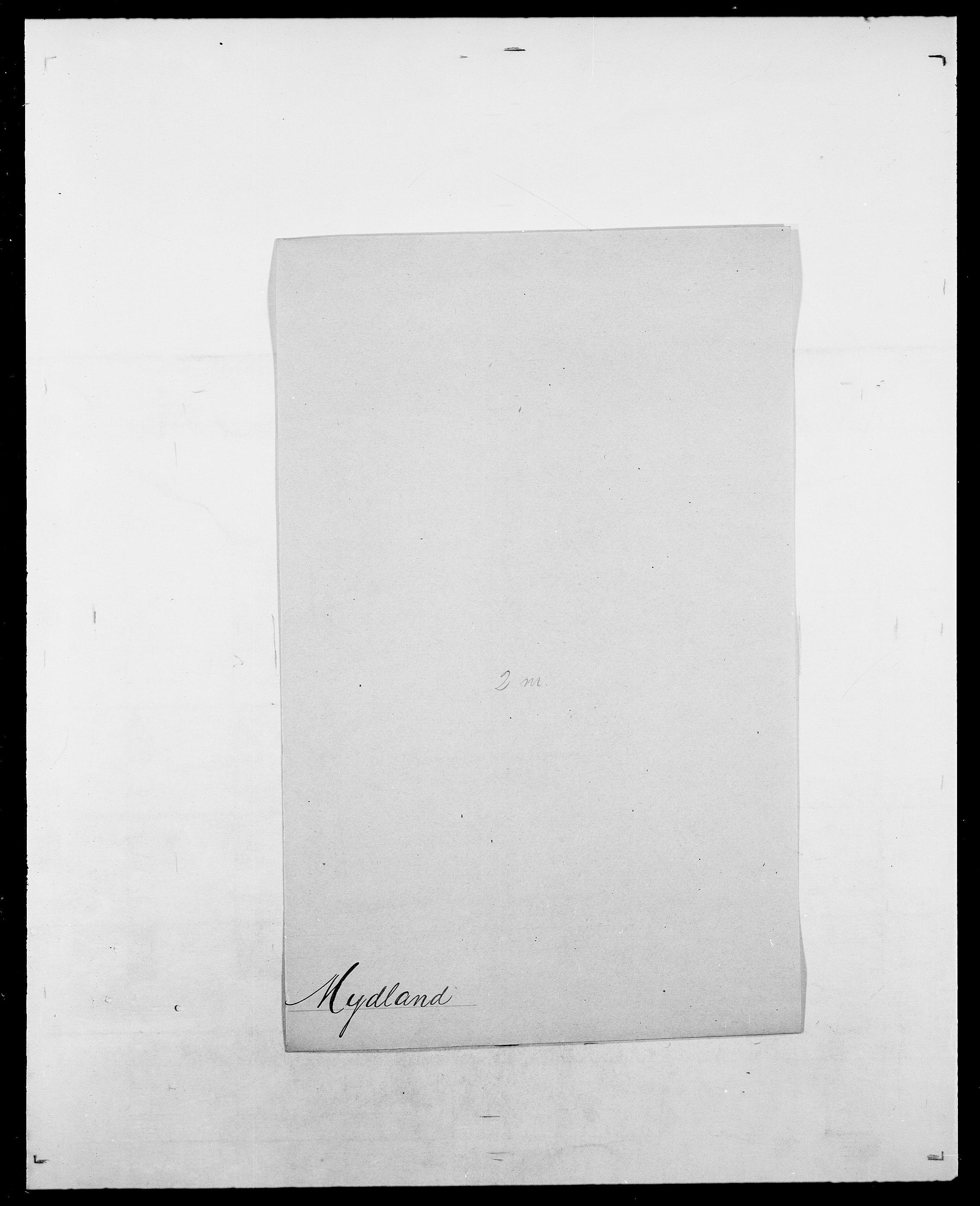 SAO, Delgobe, Charles Antoine - samling, D/Da/L0027: Morath - v. Møsting, s. 310