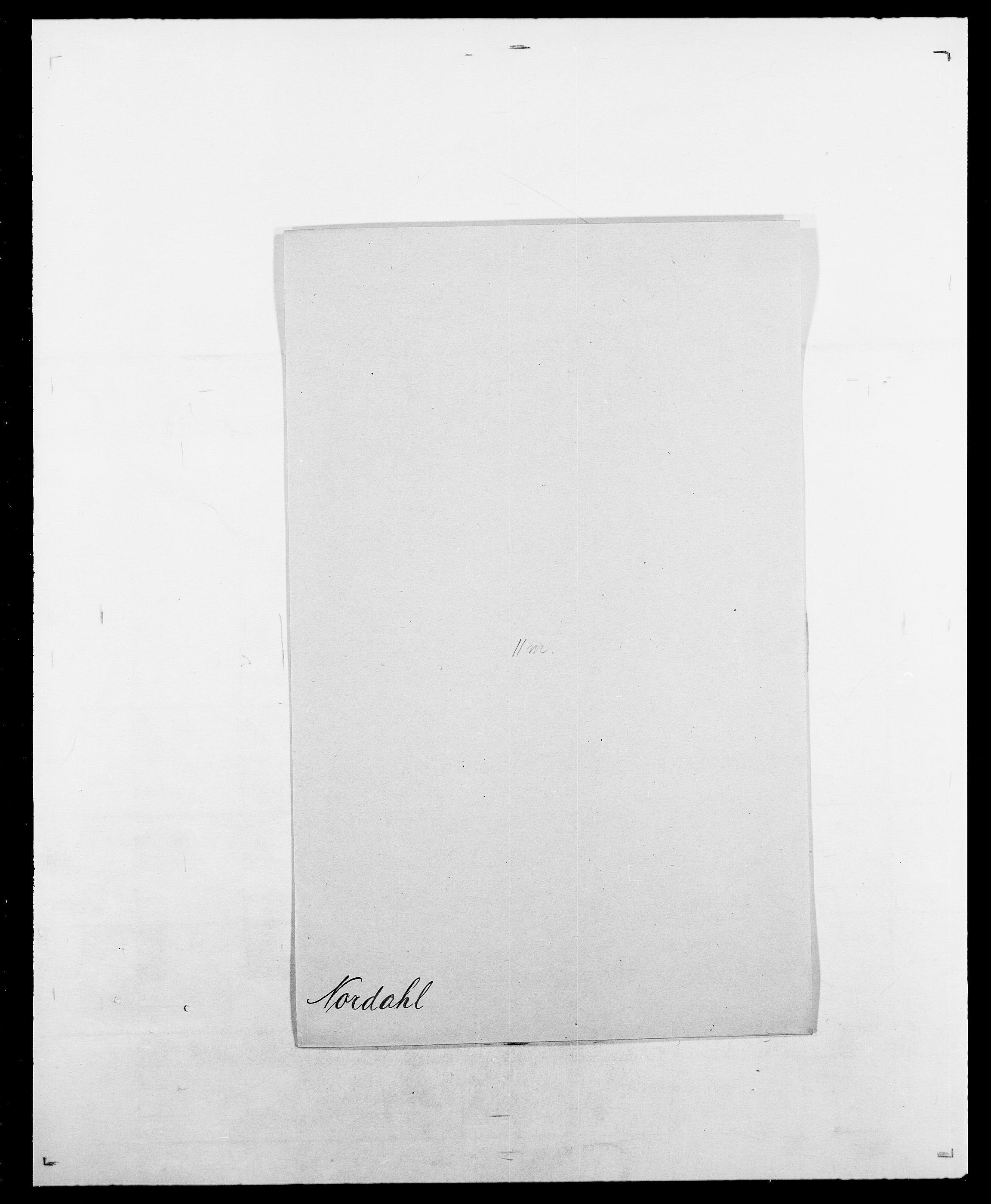 SAO, Delgobe, Charles Antoine - samling, D/Da/L0028: Naaden - Nøvik, s. 400