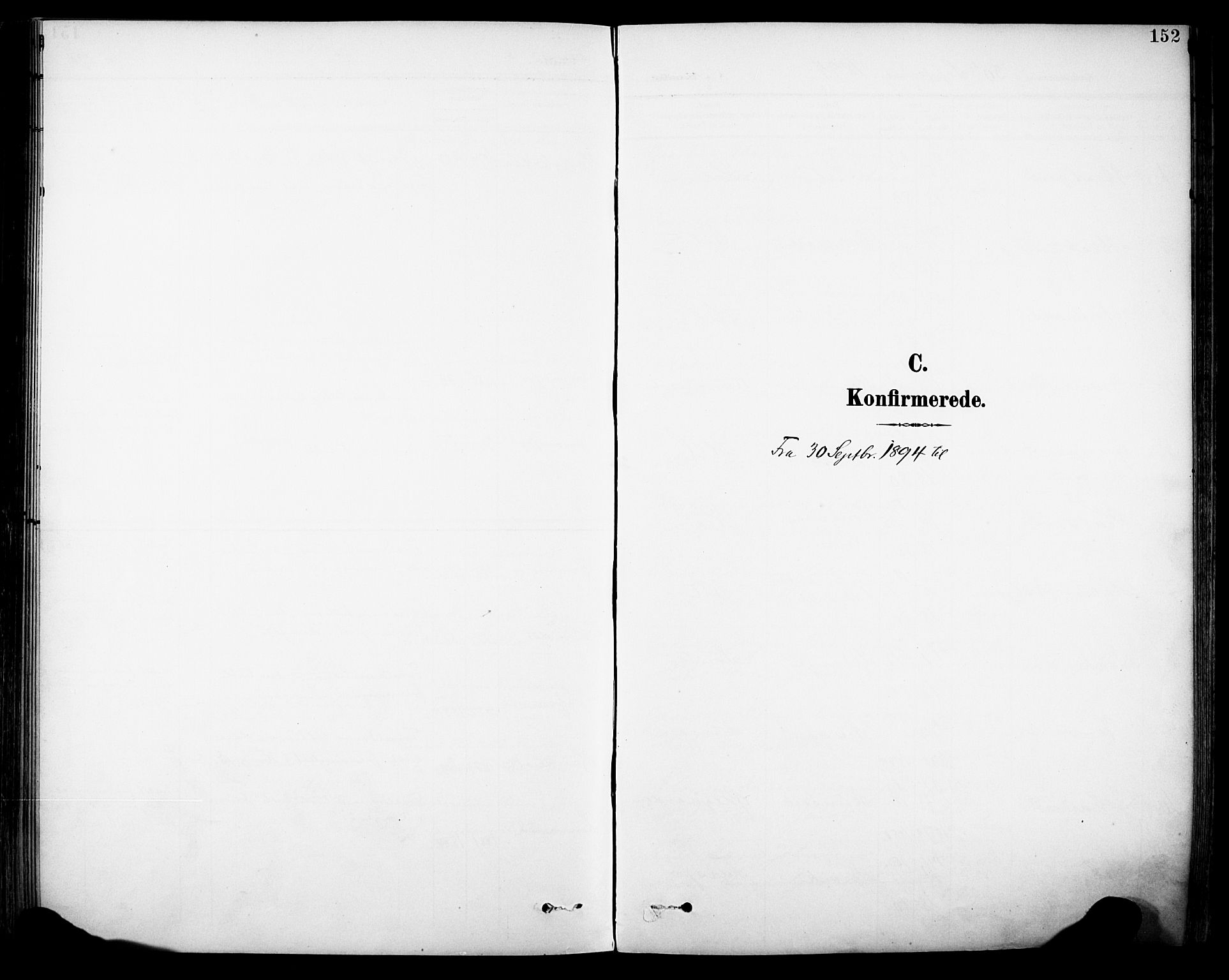 SAKO, Sannidal kirkebøker, F/Fa/L0016: Ministerialbok nr. 16, 1895-1911, s. 152