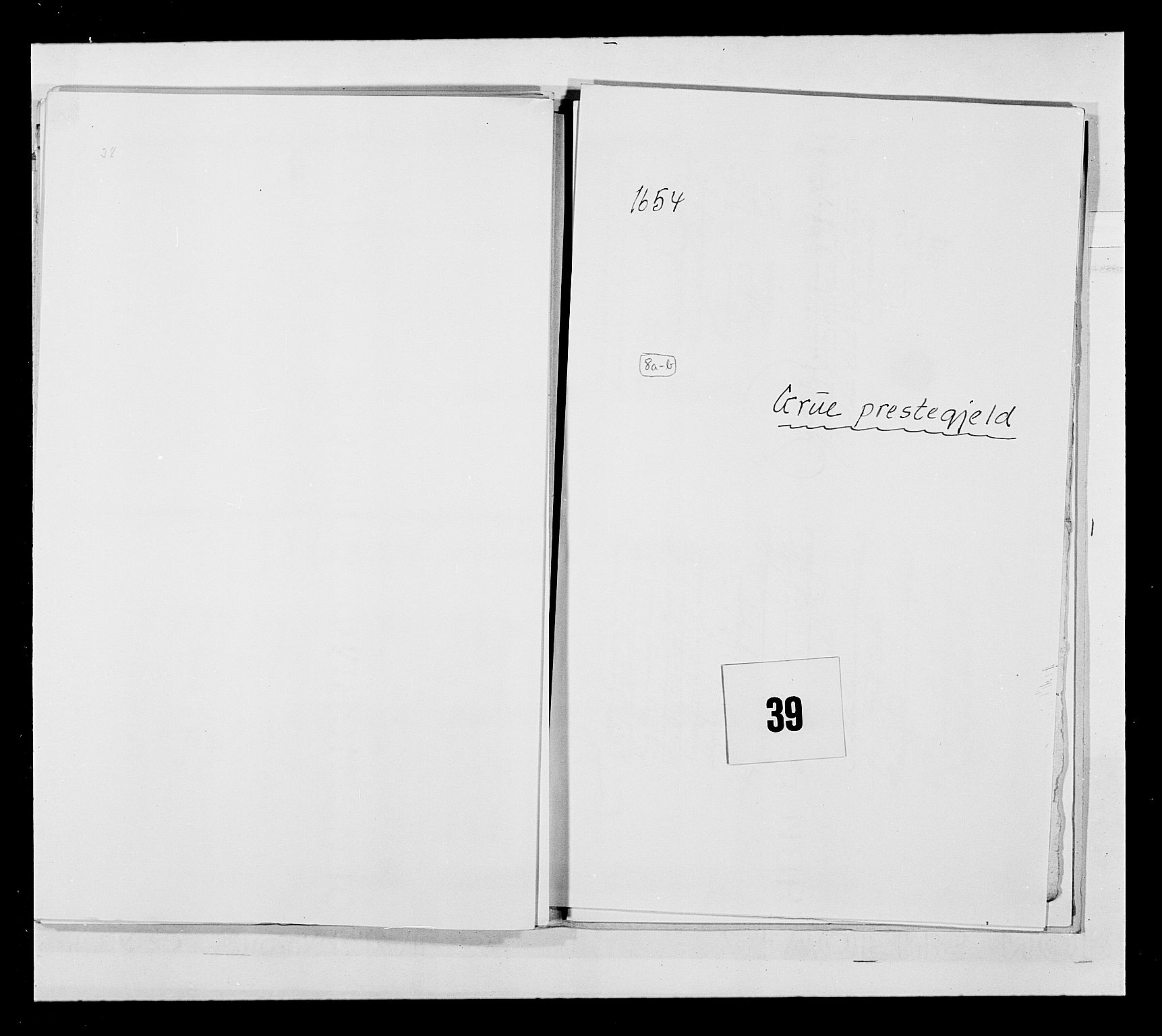 RA, Stattholderembetet 1572-1771, Ek/L0030: Jordebøker 1633-1658:, 1654, s. 187