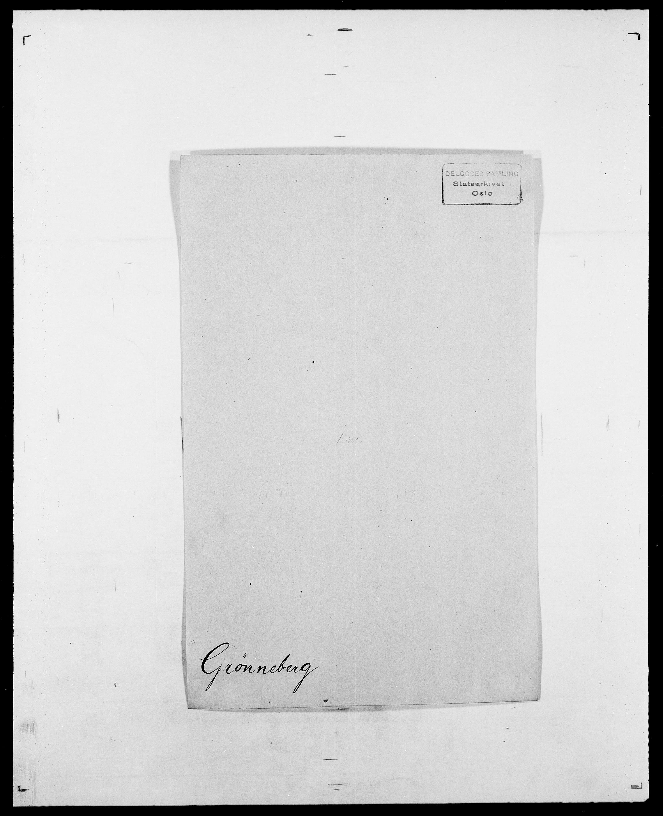 SAO, Delgobe, Charles Antoine - samling, D/Da/L0015: Grodtshilling - Halvorsæth, s. 258