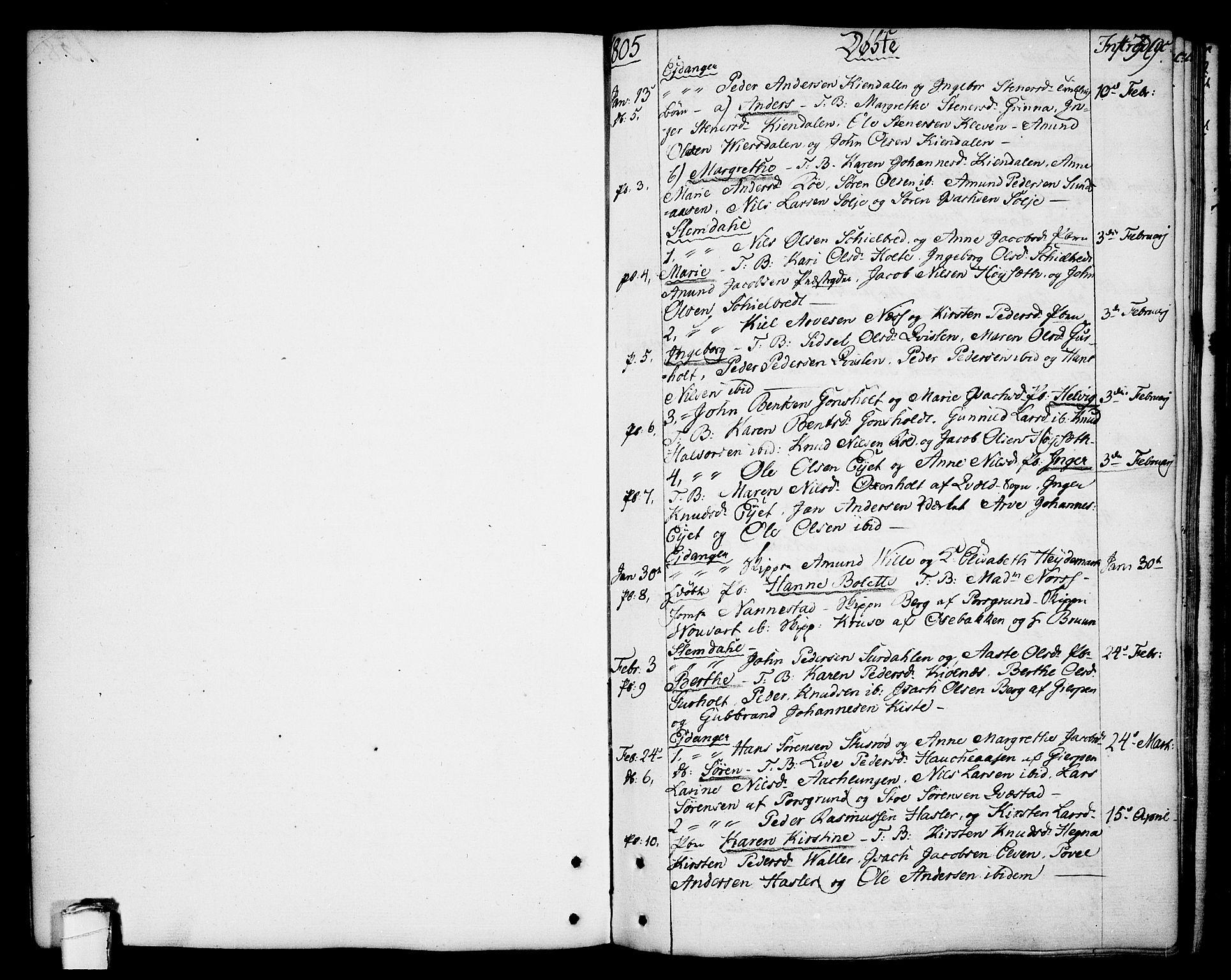 SAKO, Eidanger kirkebøker, F/Fa/L0006: Ministerialbok nr. 6, 1764-1814, s. 139